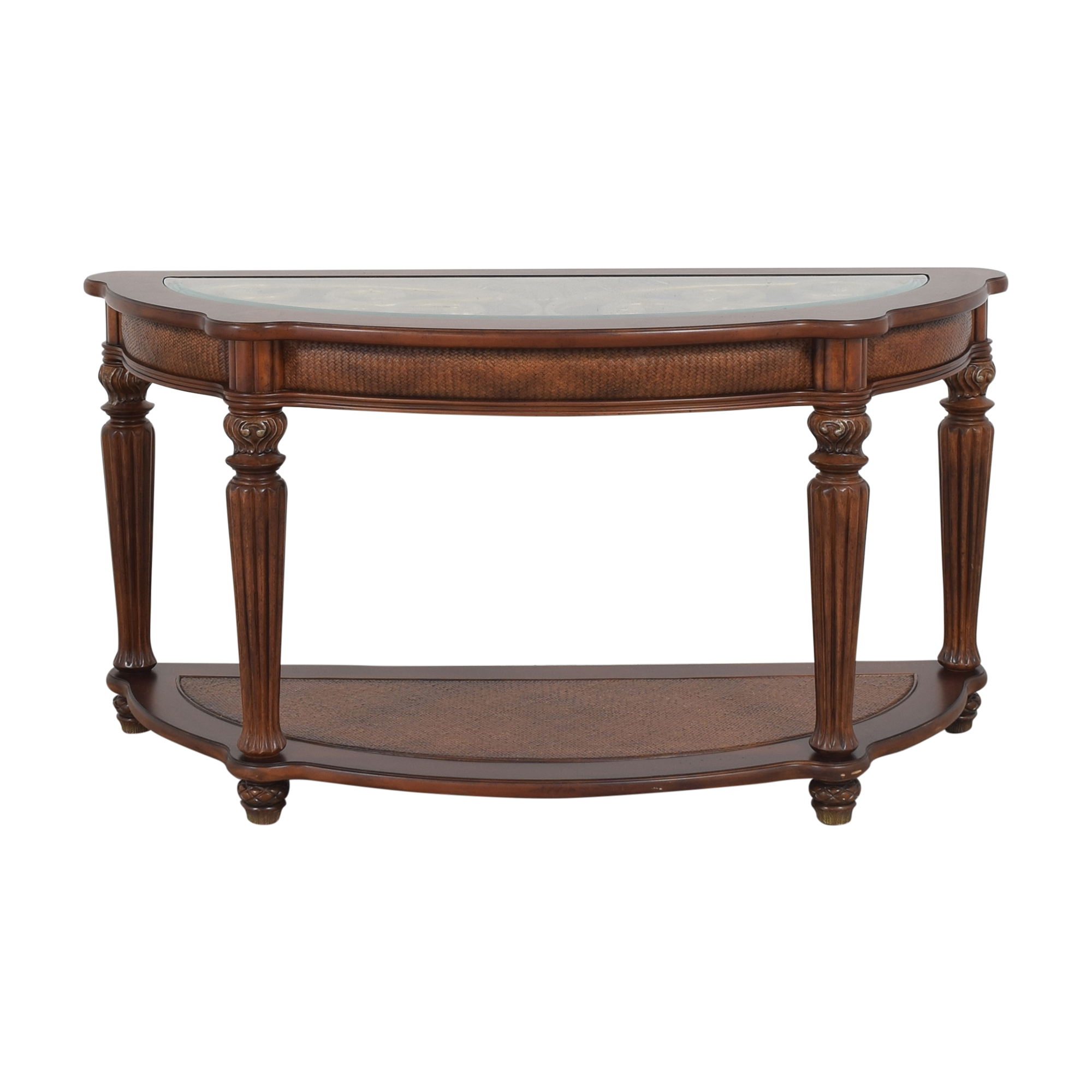 Tommy Bahama Home Tommy Bahama Home Demilune Console Table price