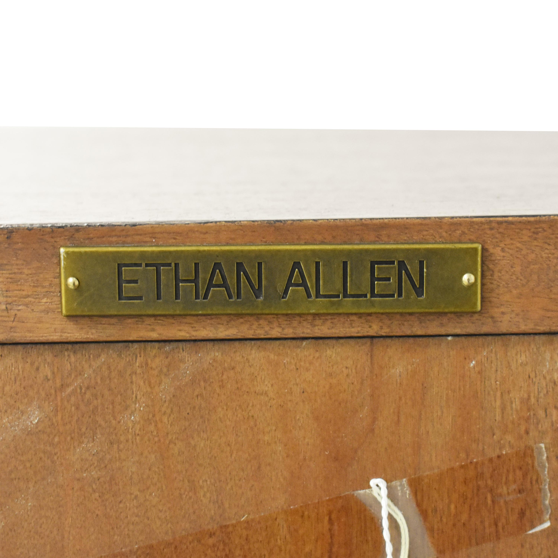 Ethan Allen Ethan Allen Narrow Bookcase Bookcases & Shelving