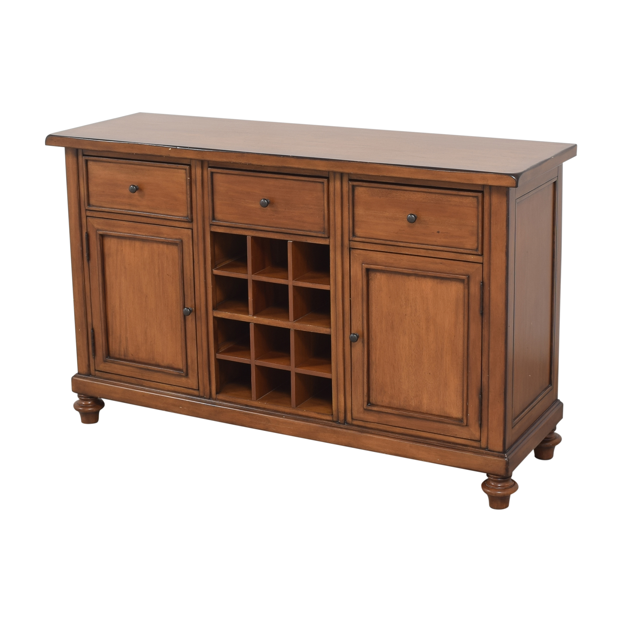 buy Pottery Barn Montego Wine Buffet Pottery Barn Cabinets & Sideboards