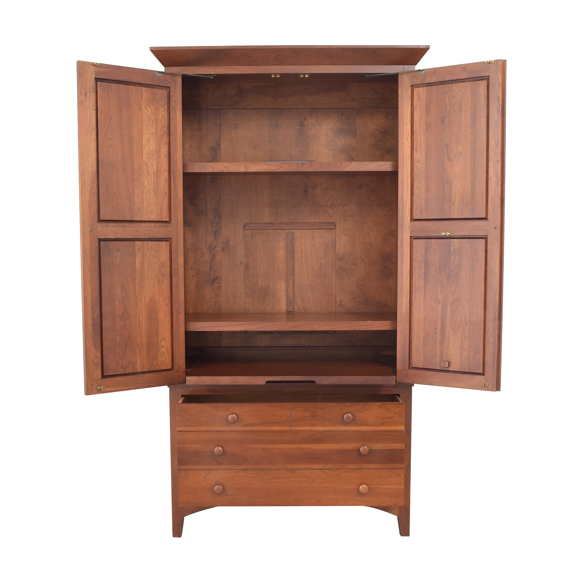 Ethan Allen American Impressions Office Armoire / Wardrobes & Armoires