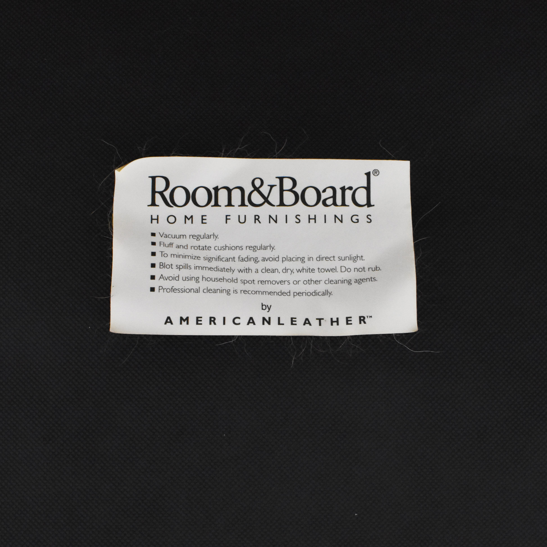 shop Room & Board Square Ottoman Room & Board Ottomans