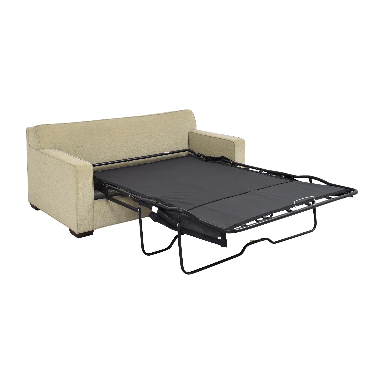 Steven Anthony Inc Steven Anthony Track Arm Sleeper Sofa for sale
