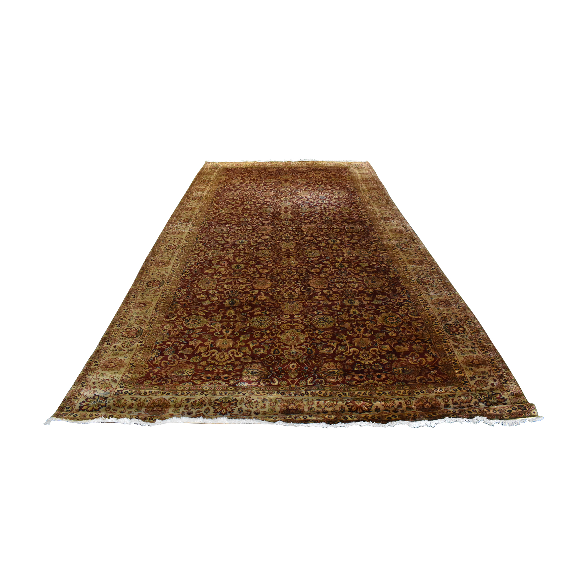 ABC Carpet & Home ABC Carpet & Home Patterned Area Rug nyc