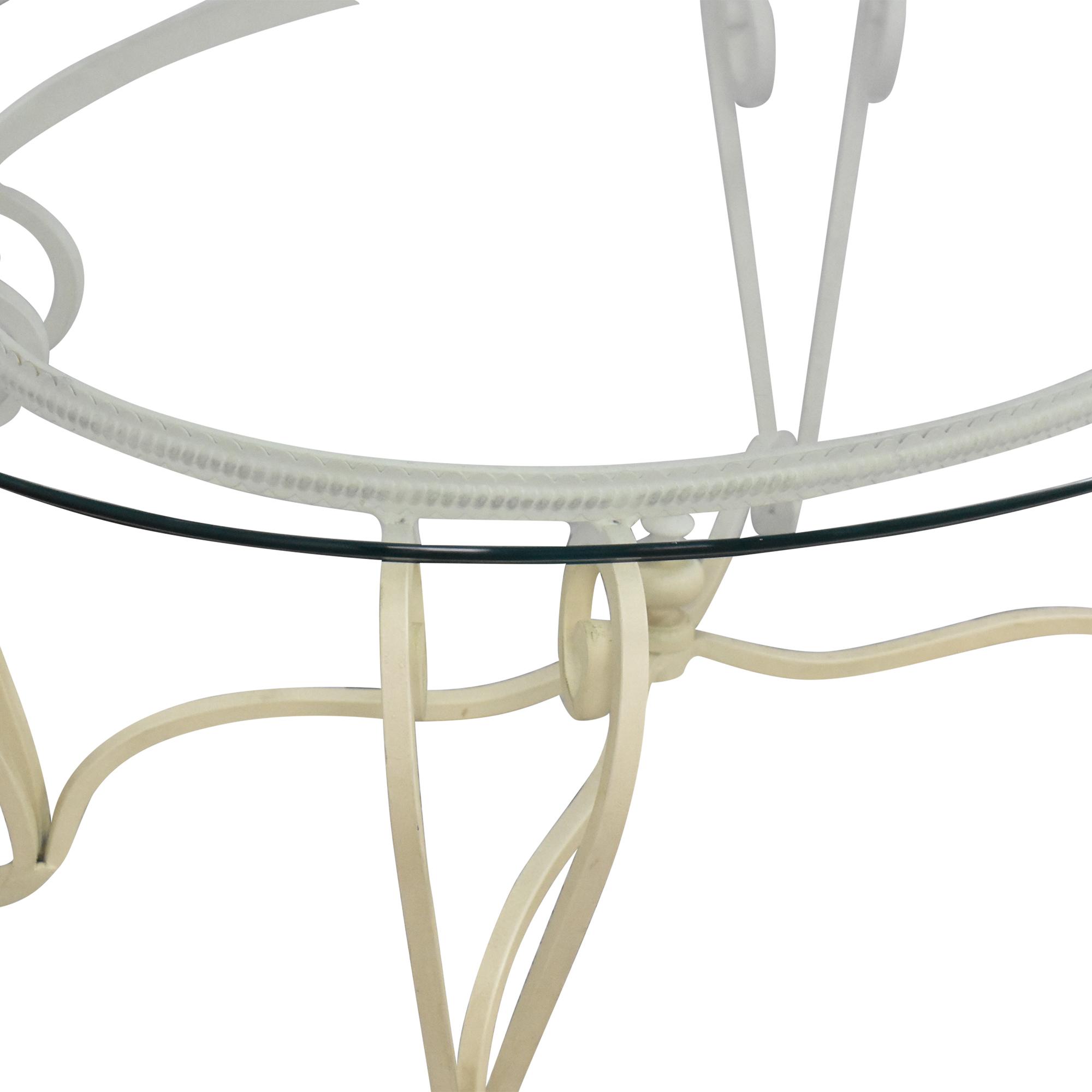 Ethan Allen Ethan Allen Oval Coffee Table