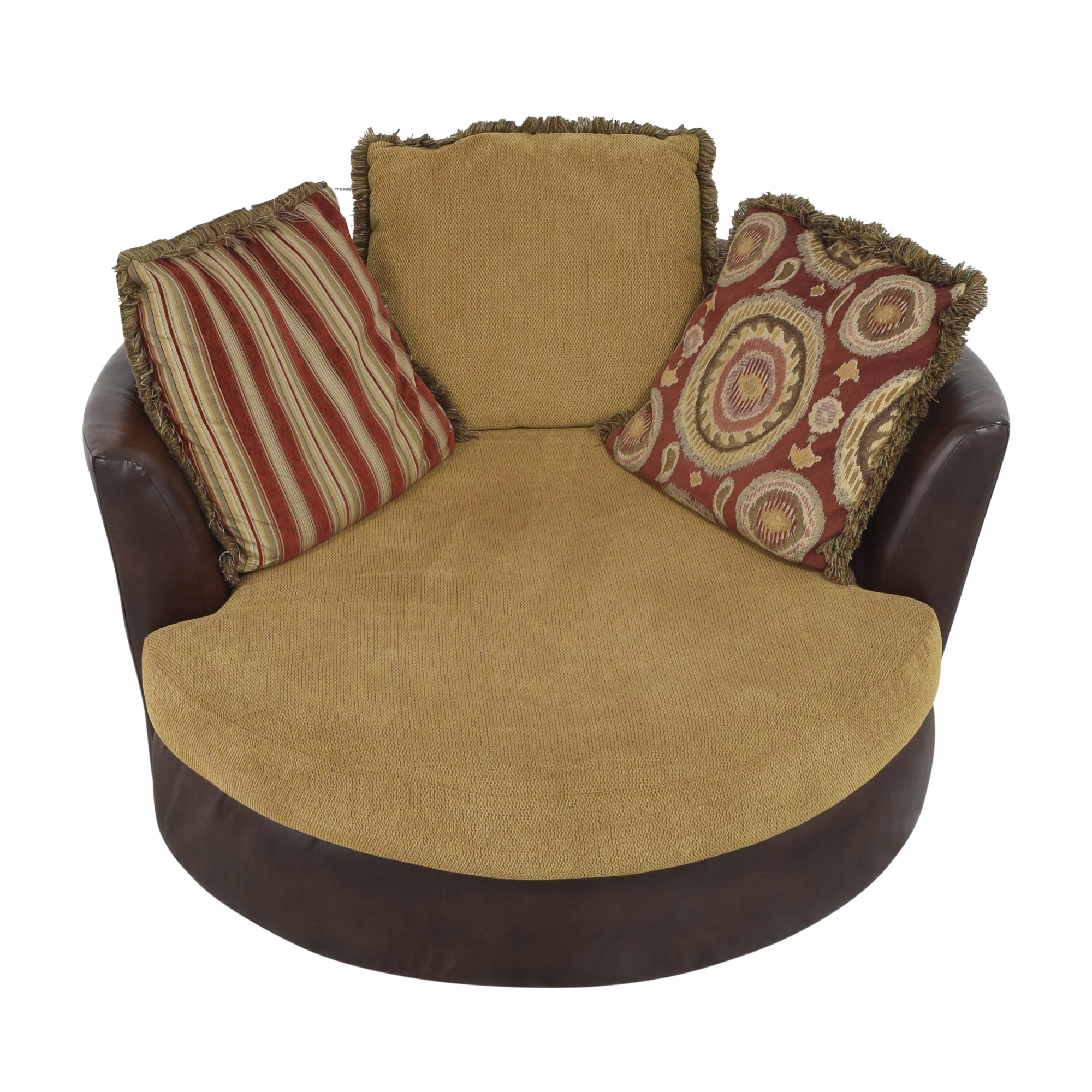 Albany Industries Albany Industries Newport Swivel Chair dimensions