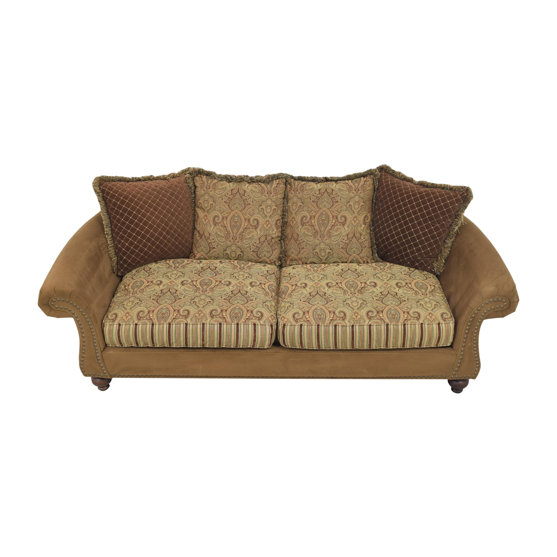 Raymour & Flanigan Raymour & Flanigan Valencia Sofa by Cindy Crawford Home  pa