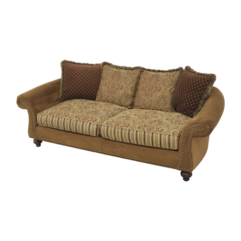 Raymour & Flanigan Valencia Sofa by Cindy Crawford Home  Raymour & Flanigan