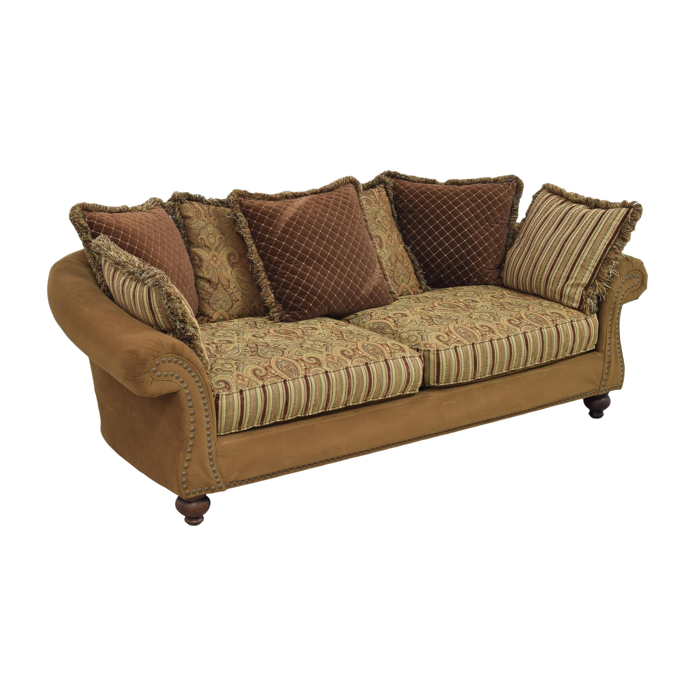 Raymour & Flanigan Raymour & Flanigan Valencia Sofa by Cindy Crawford Home  nyc