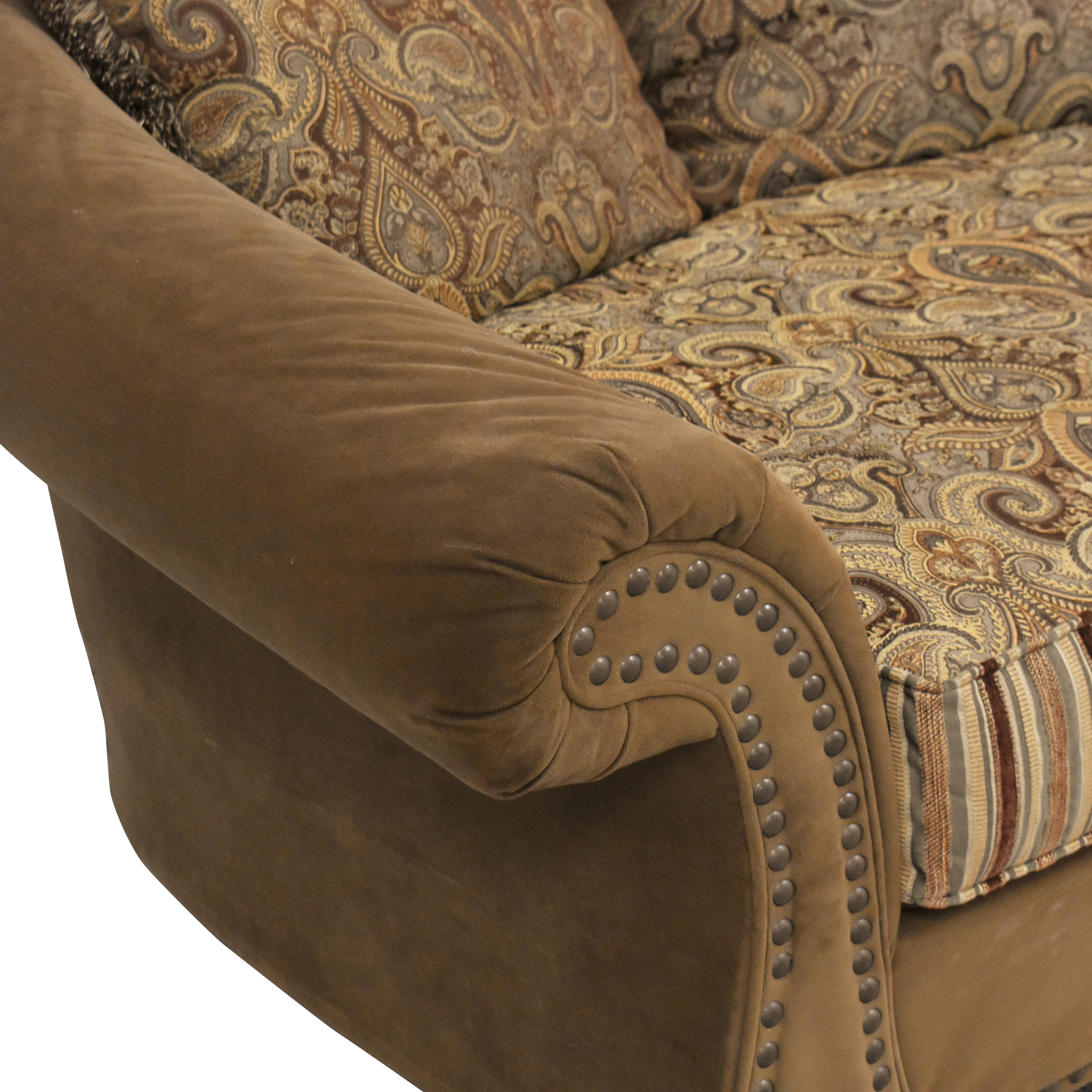 Raymour & Flanigan Raymour & Flanigan Valencia Chair by Cindy Crawford Home for sale