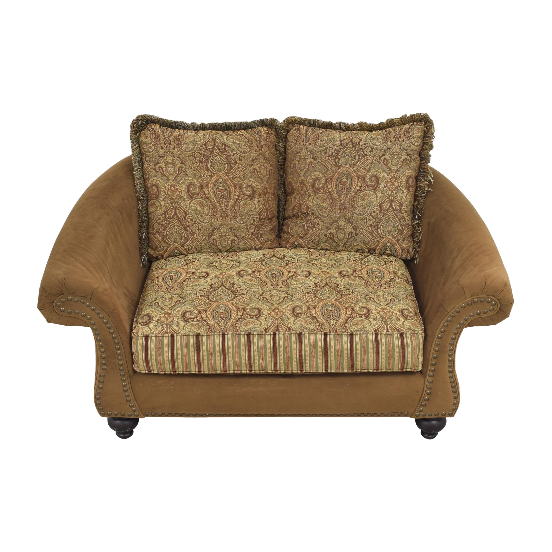 shop Raymour & Flanigan Valencia Chair by Cindy Crawford Home Raymour & Flanigan