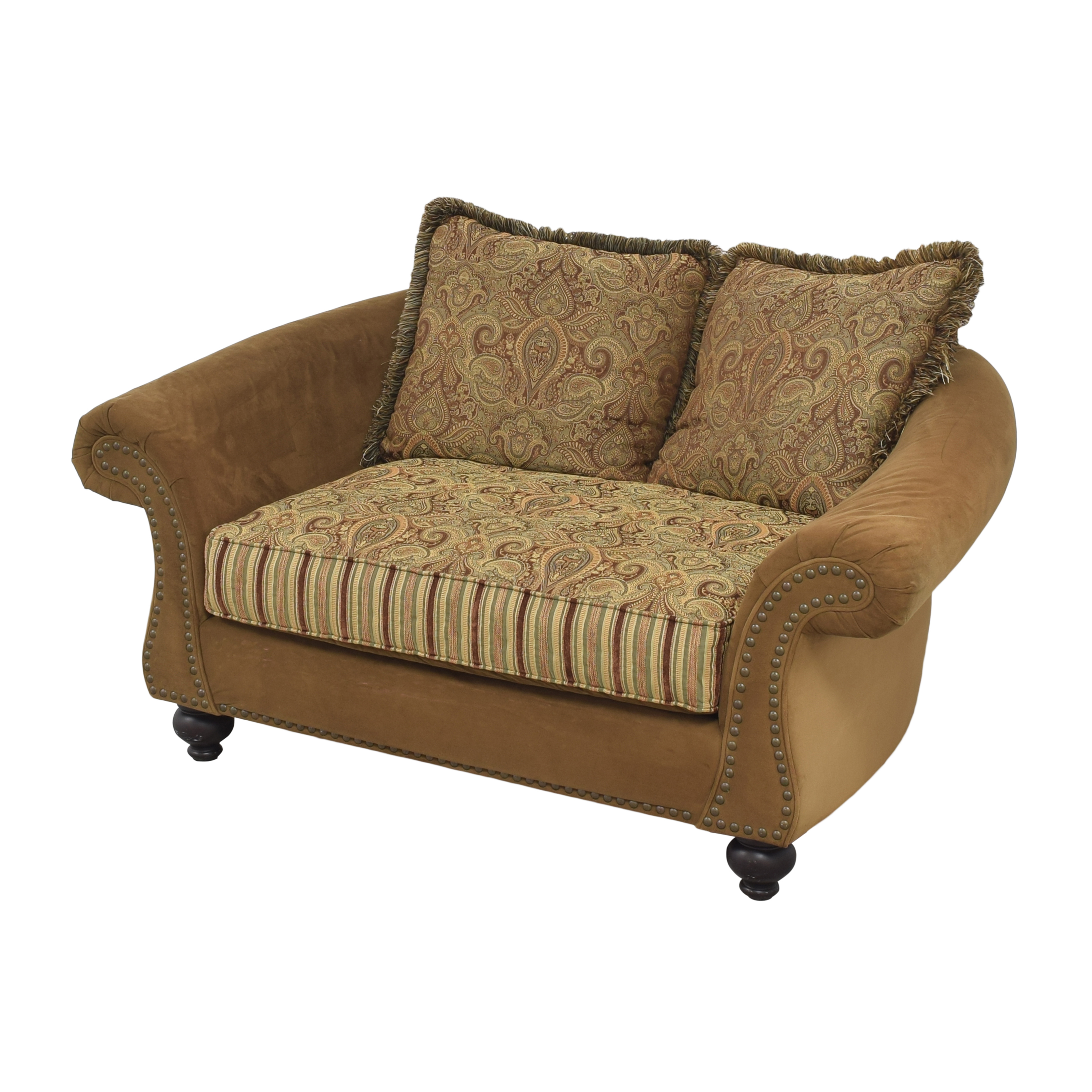 Raymour & Flanigan Raymour & Flanigan Valencia Chair by Cindy Crawford Home on sale