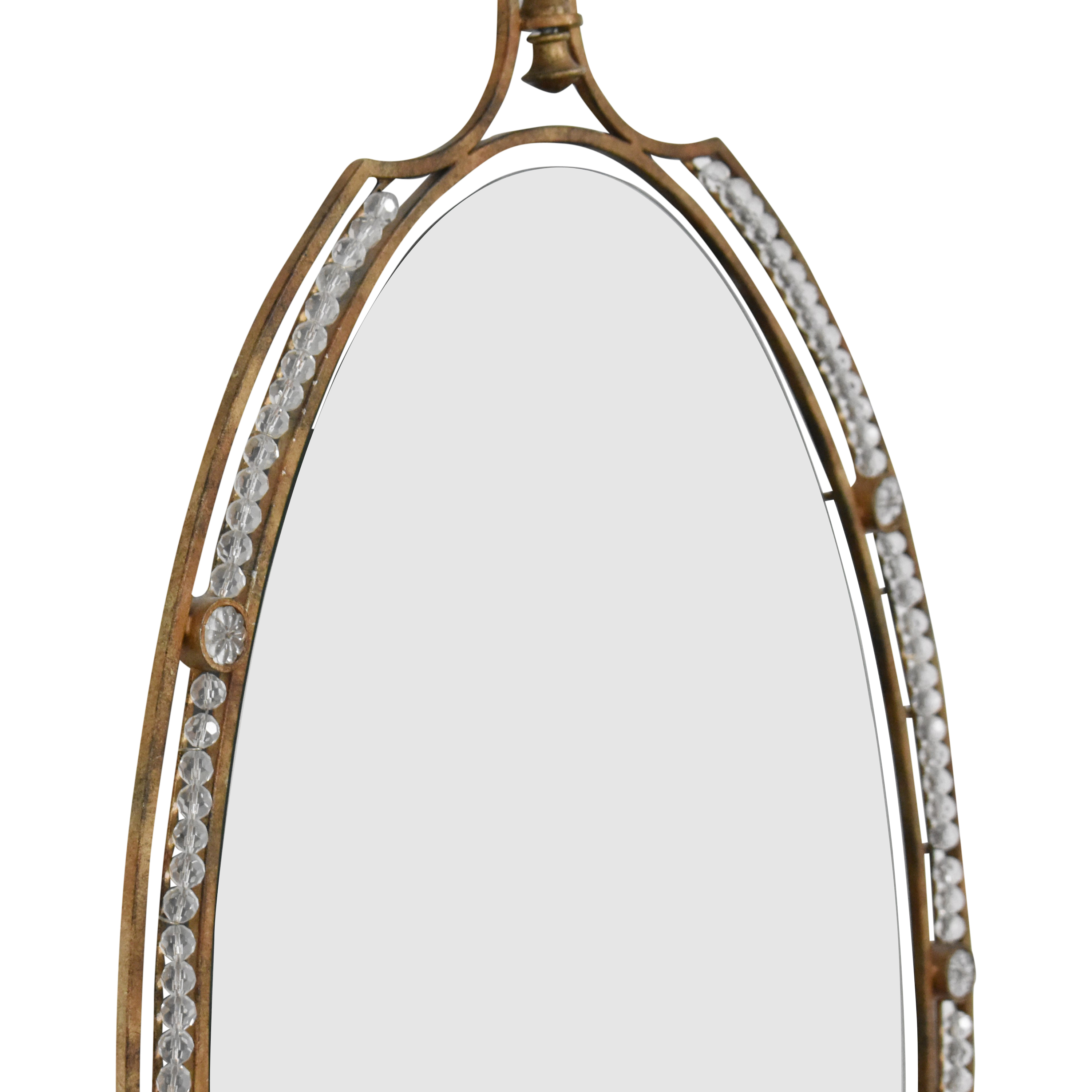 Murray Feiss Murray Feiss Valentina Mirror dimensions