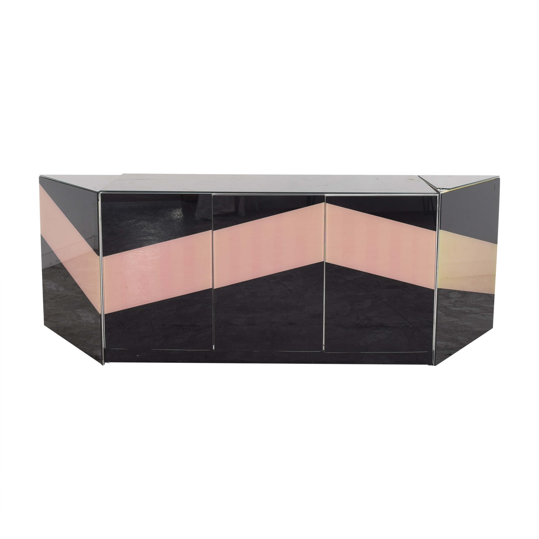 shop Pierre Cardin Geometric Credenza  Storage