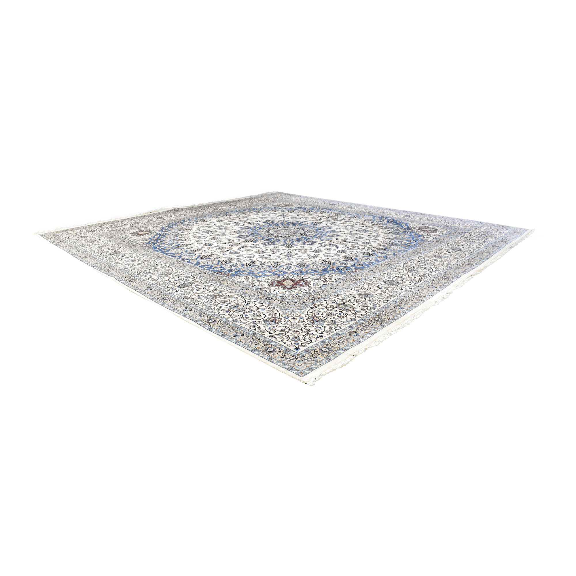 Traditional Patterned Area Rug Decor