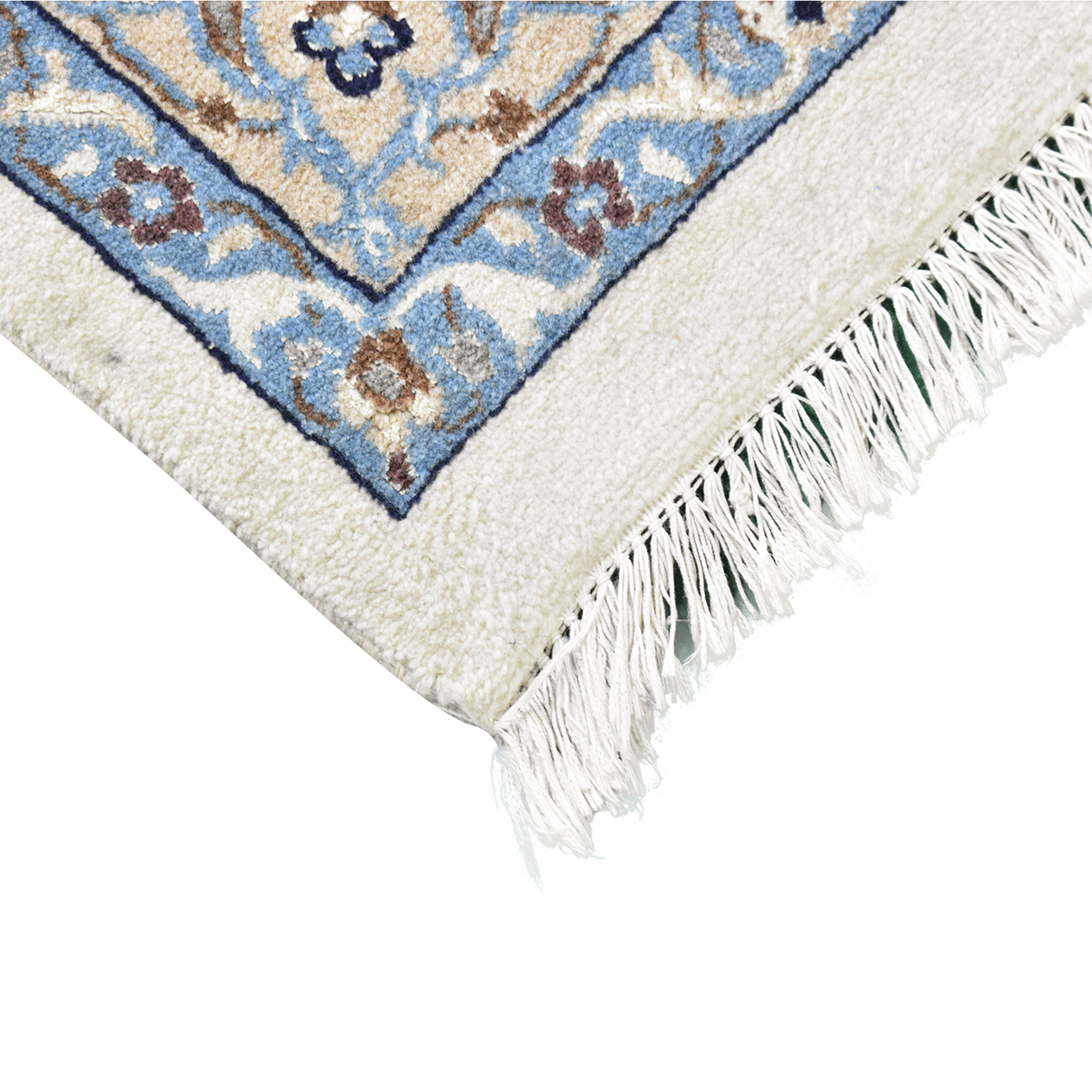 Traditional Patterned Area Rug