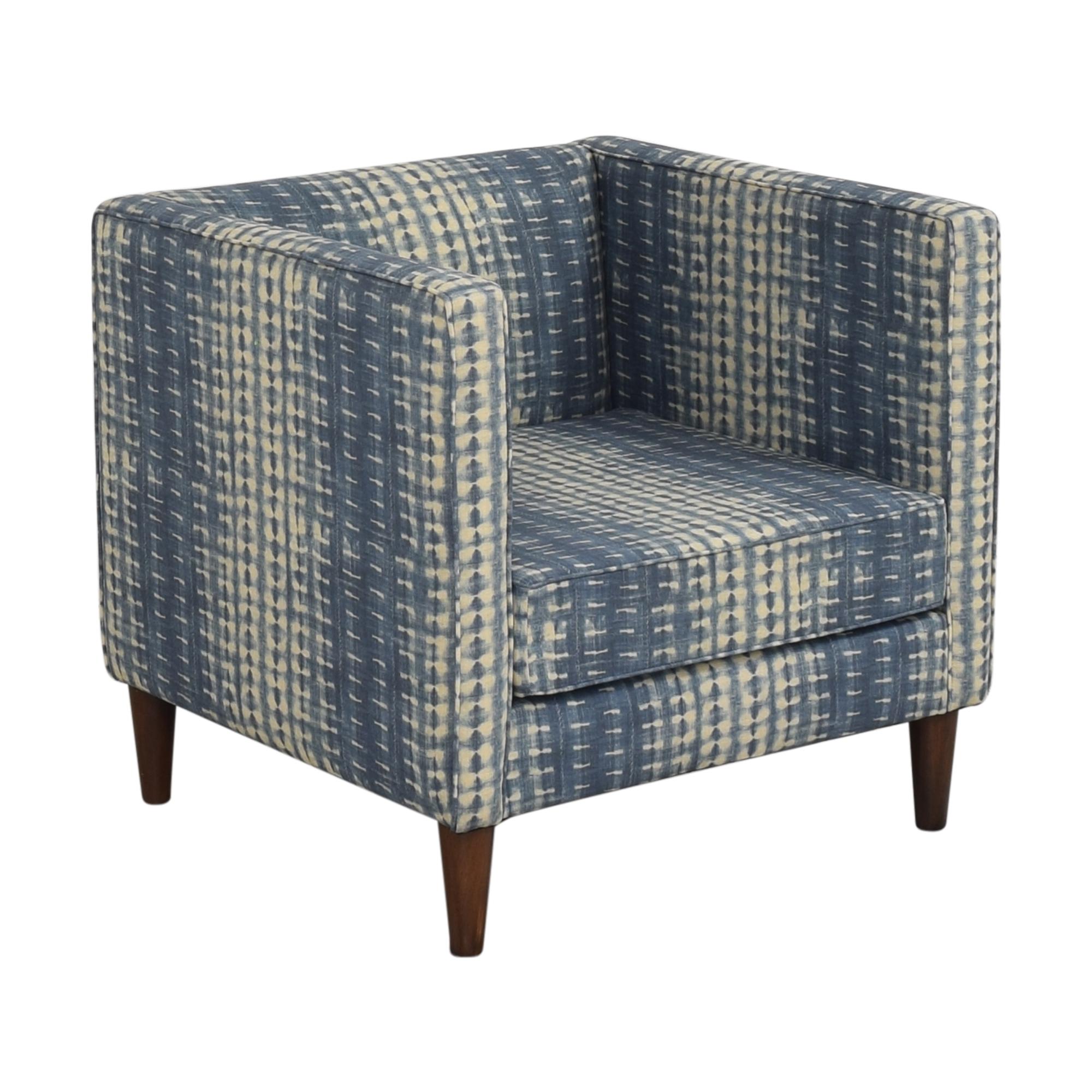 The Inside The Inside Tuxedo Chair ct