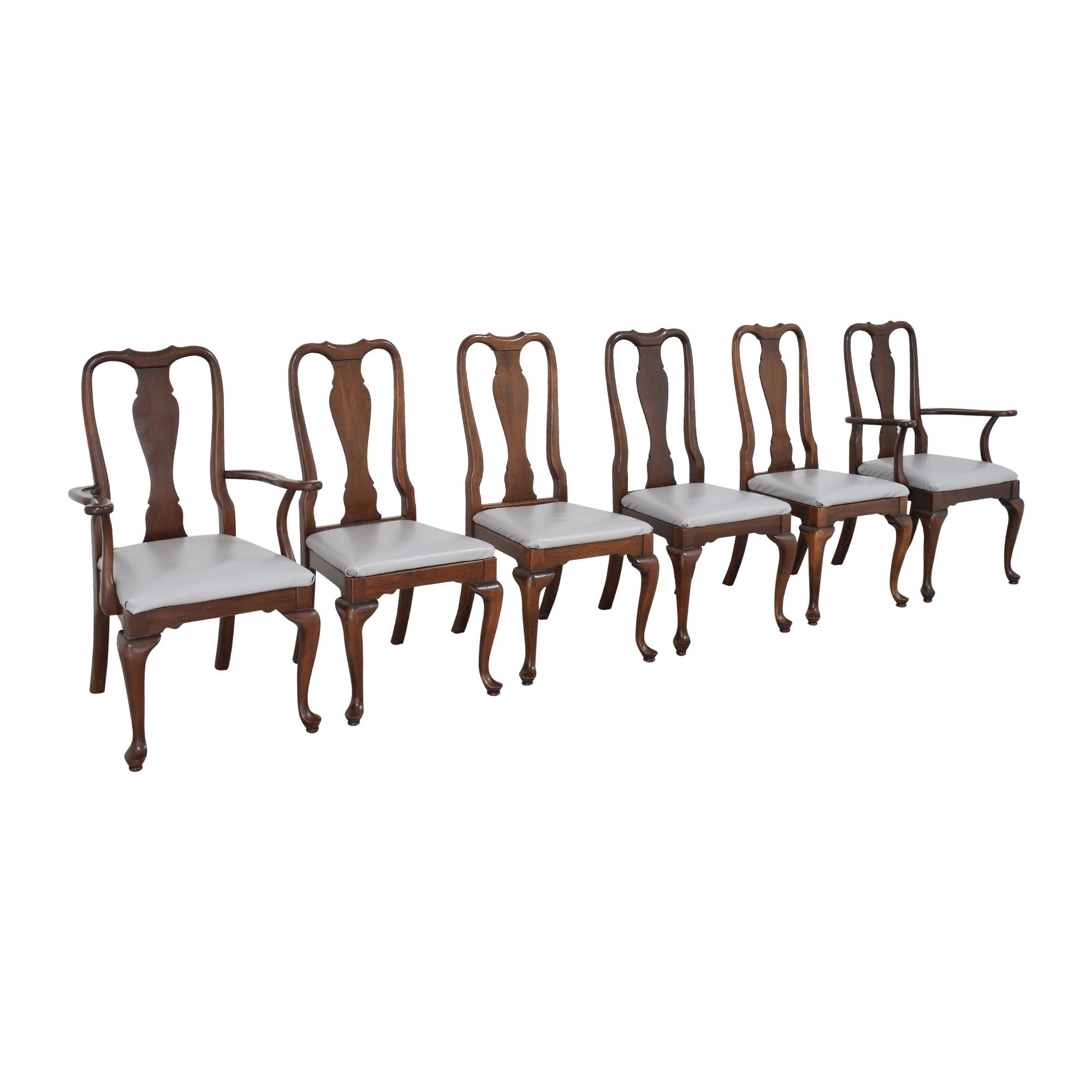 Ethan Allen Ethan Allen Georgian Court Dining Chairs on sale