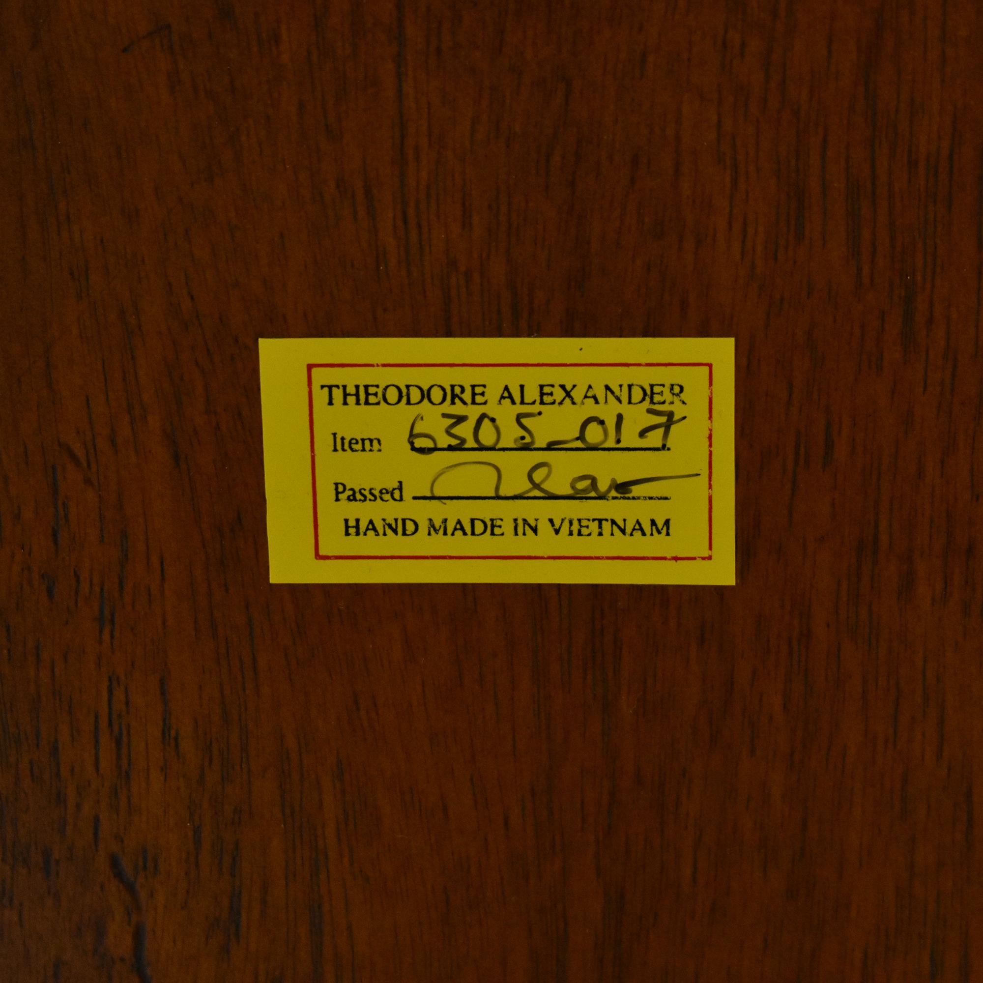 Theodore Alexander Theodore Alexander Agra Bookcase second hand