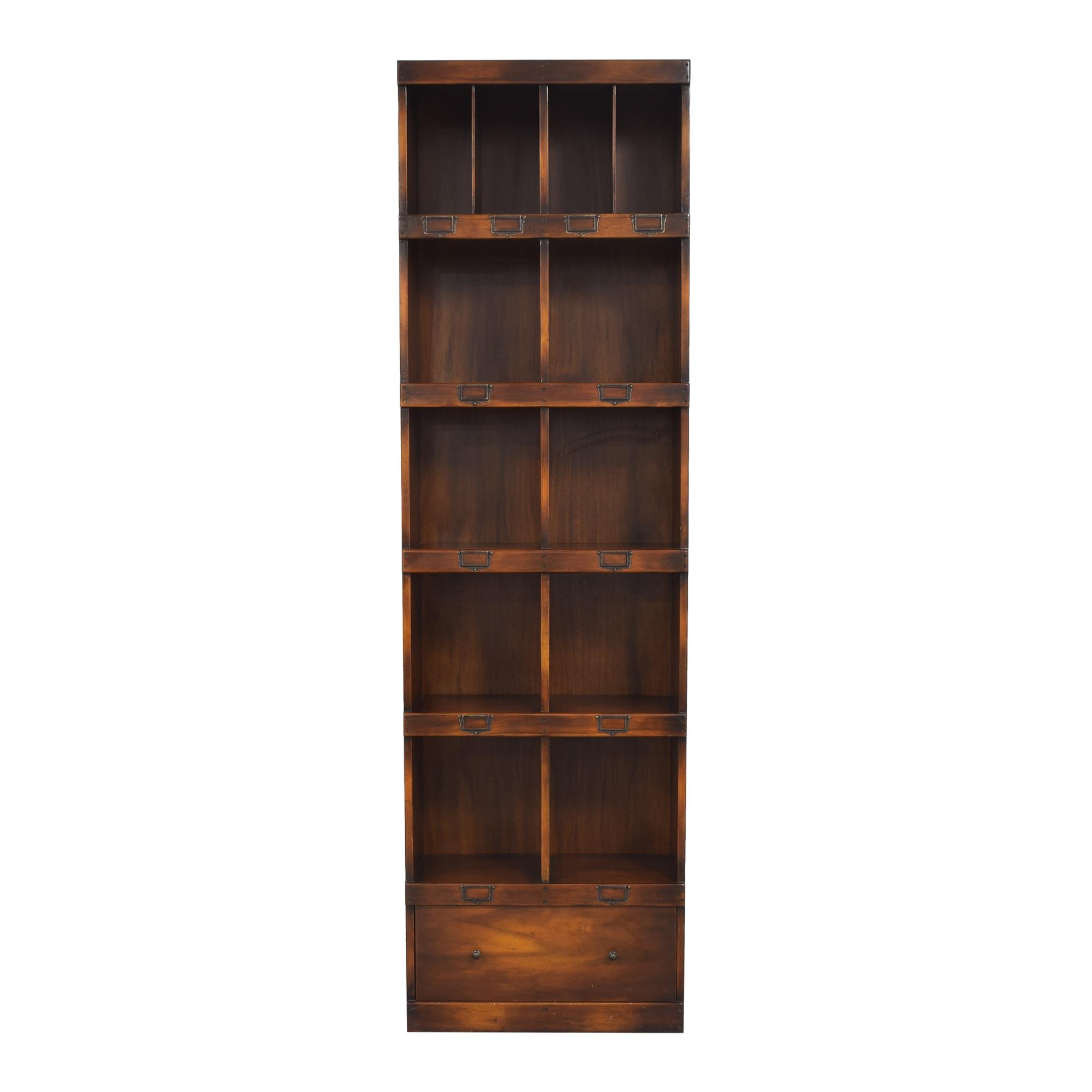 Theodore Alexander Theodore Alexander Agra Bookcase brown