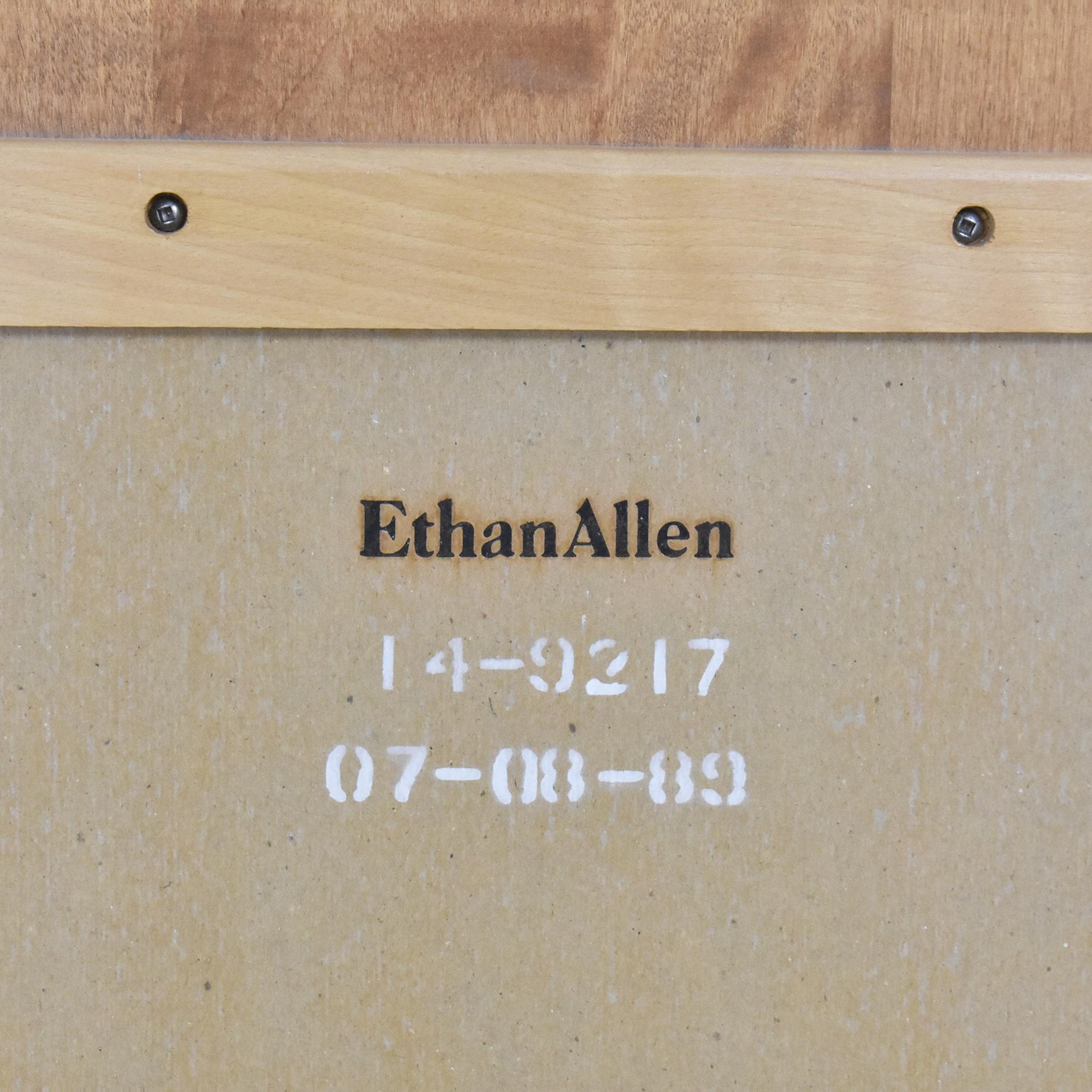shop Ethan Allen Floral Wall Mirror Ethan Allen Decor