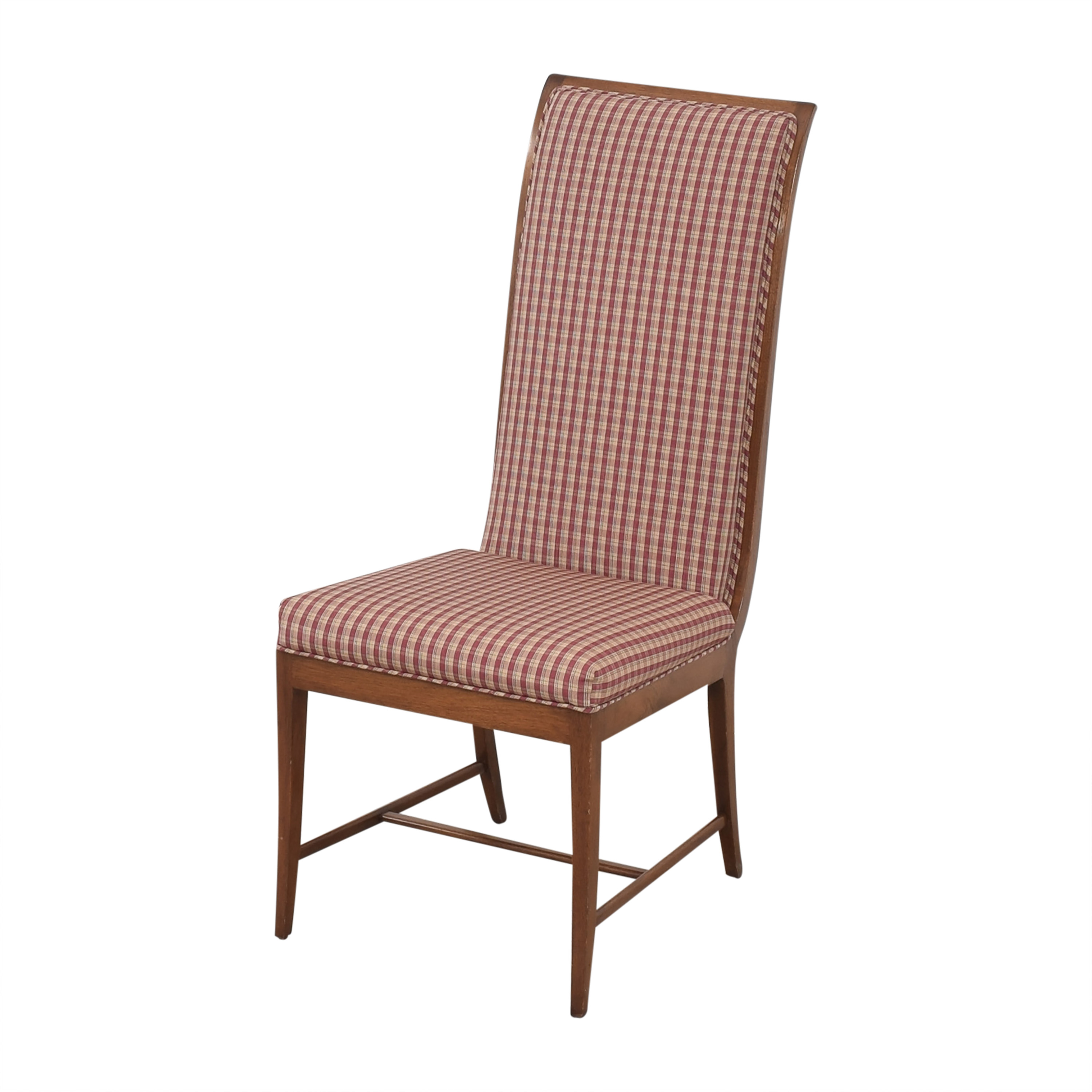 shop Baker Furniture High Back Dining Chairs Baker Furniture Dining Chairs