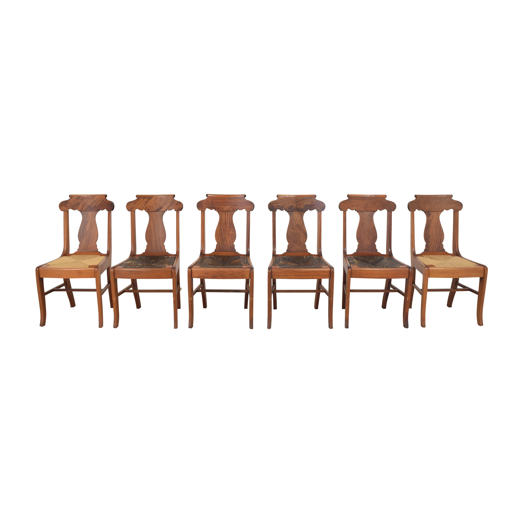 Woven Seat Dining Chairs Dining Chairs