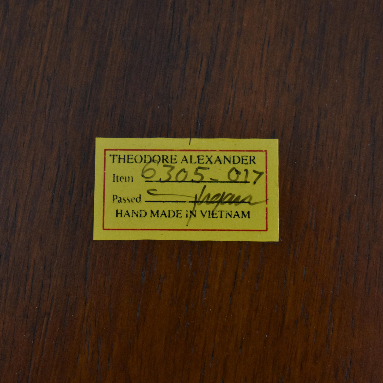 shop Theodore Alexander Theodore Alexander Agra Bookcase online