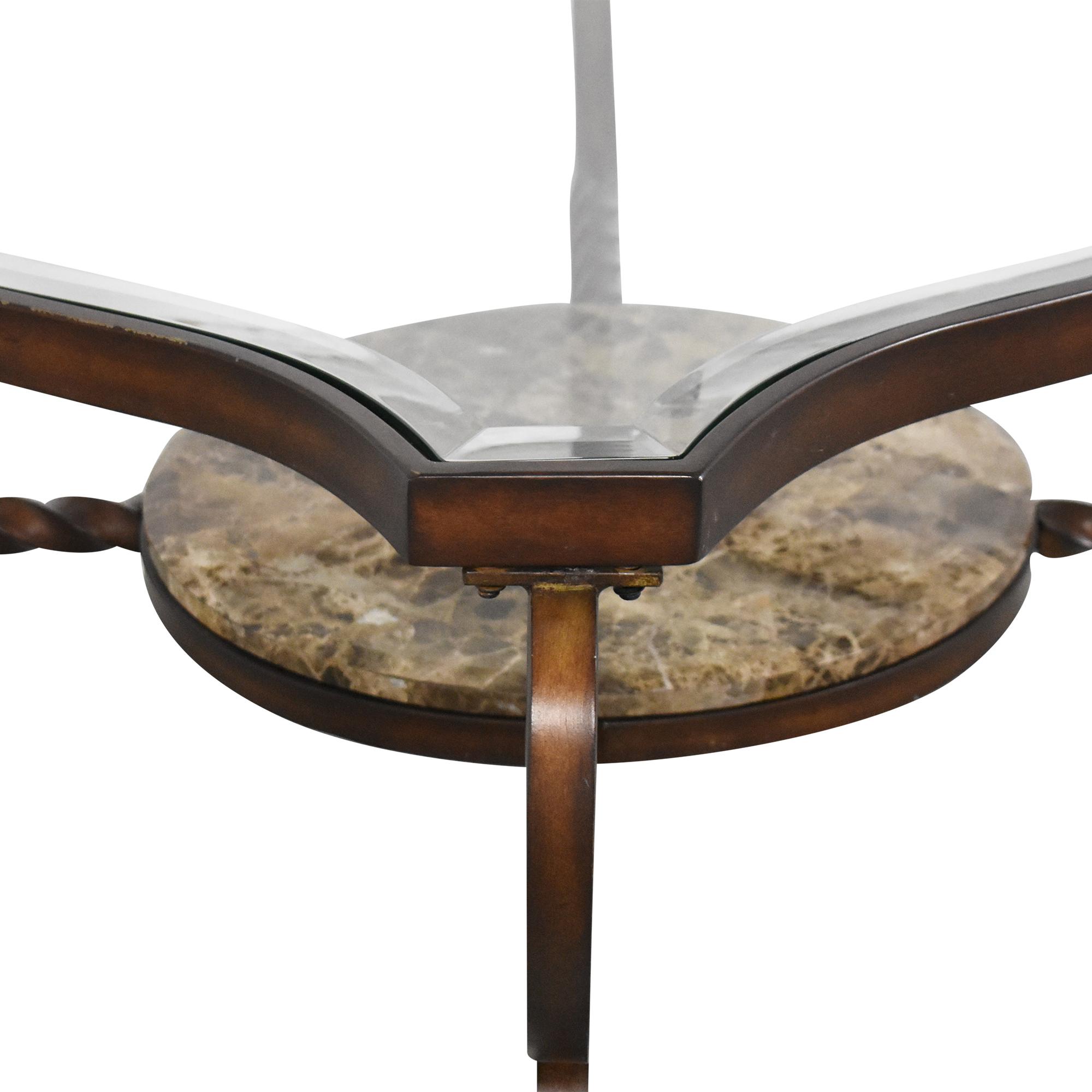 Decorative Cocktail Table