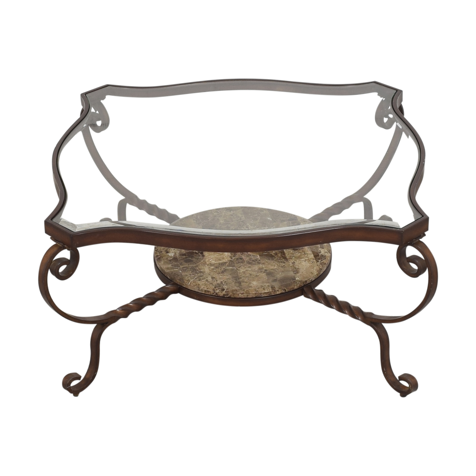 Decorative Cocktail Table ct