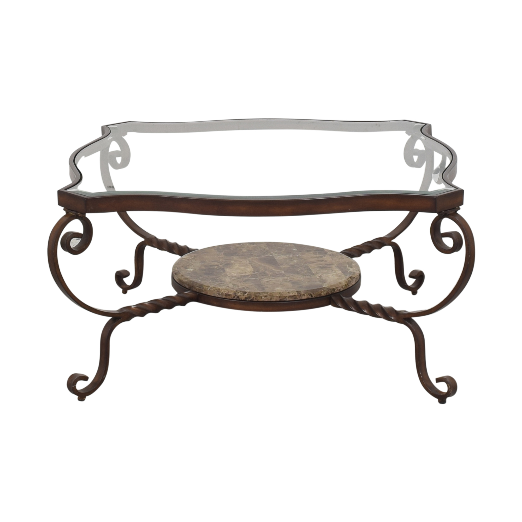 Decorative Cocktail Table on sale