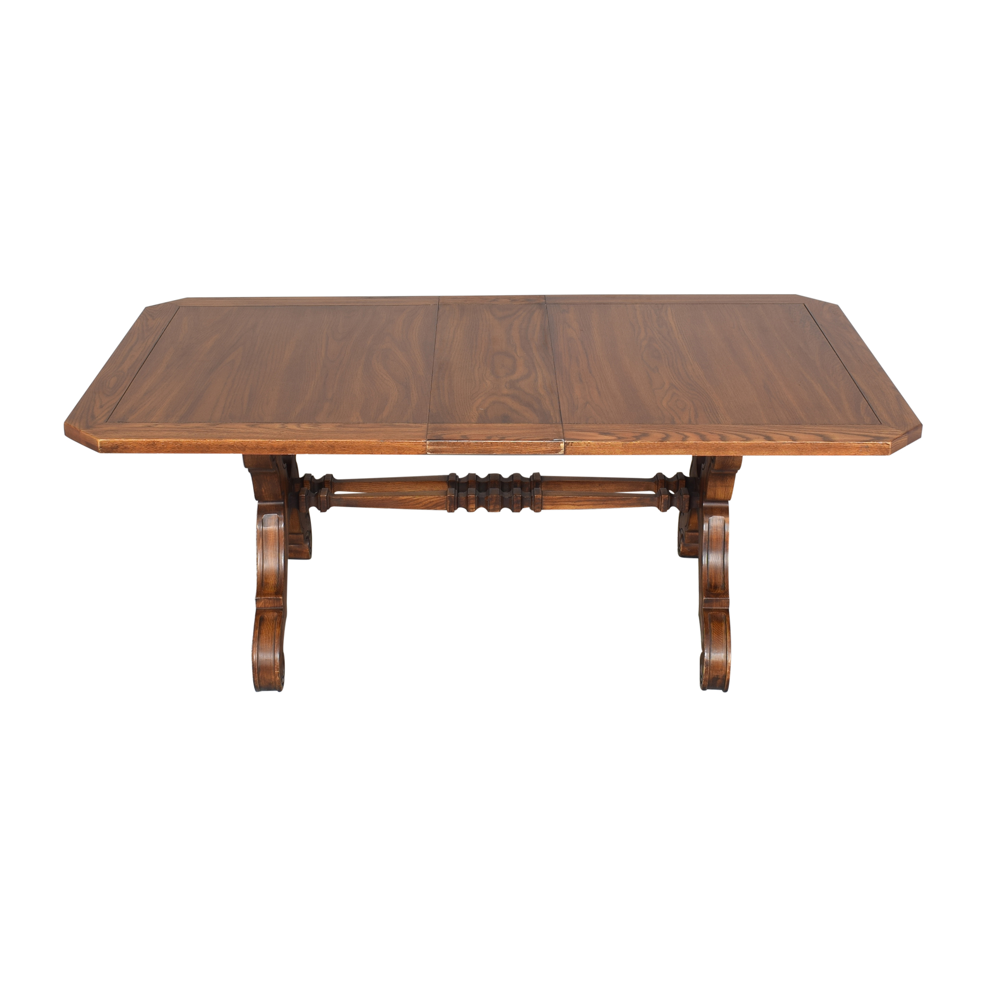 Link-Taylor Link-Taylor Extendable Dining Table used