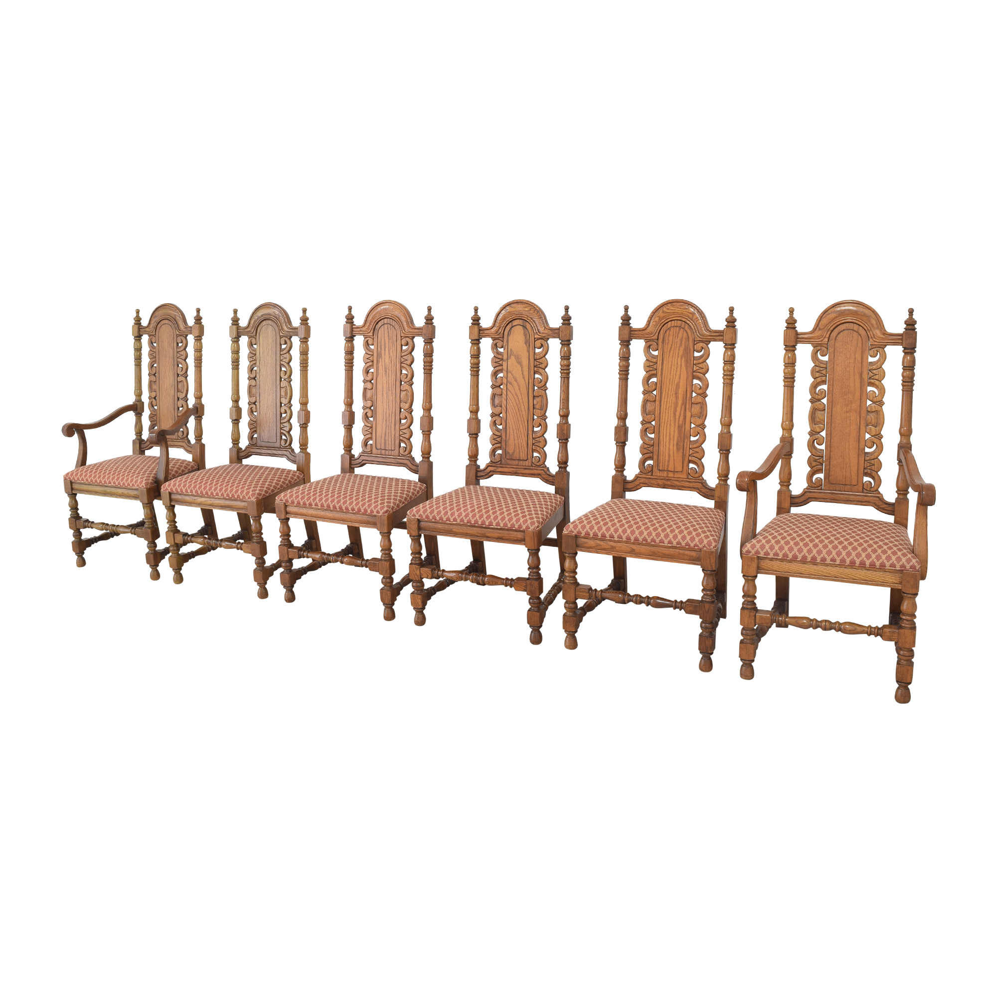 Link-Taylor High Back Dining Chairs / Chairs