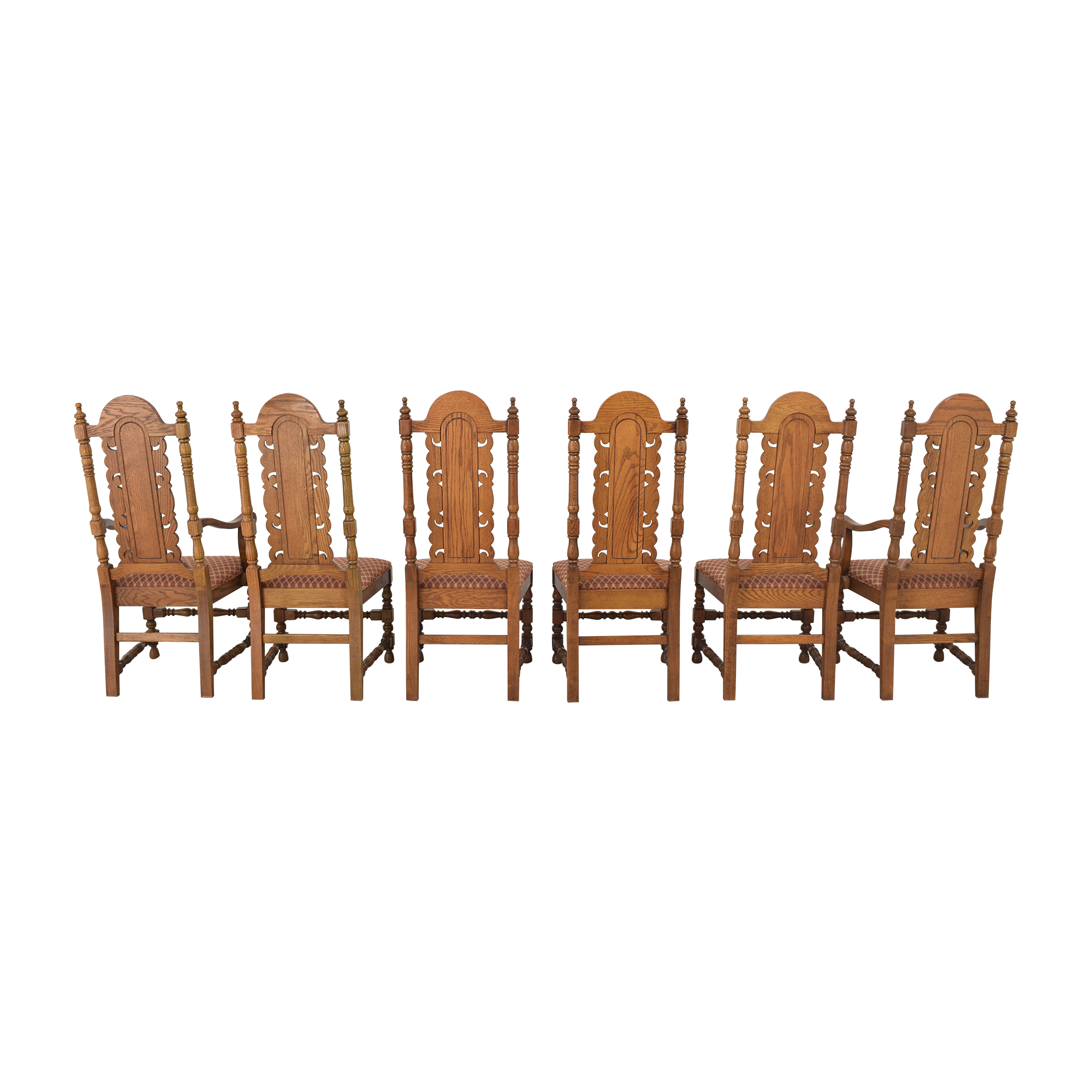 Link-Taylor Link-Taylor High Back Dining Chairs