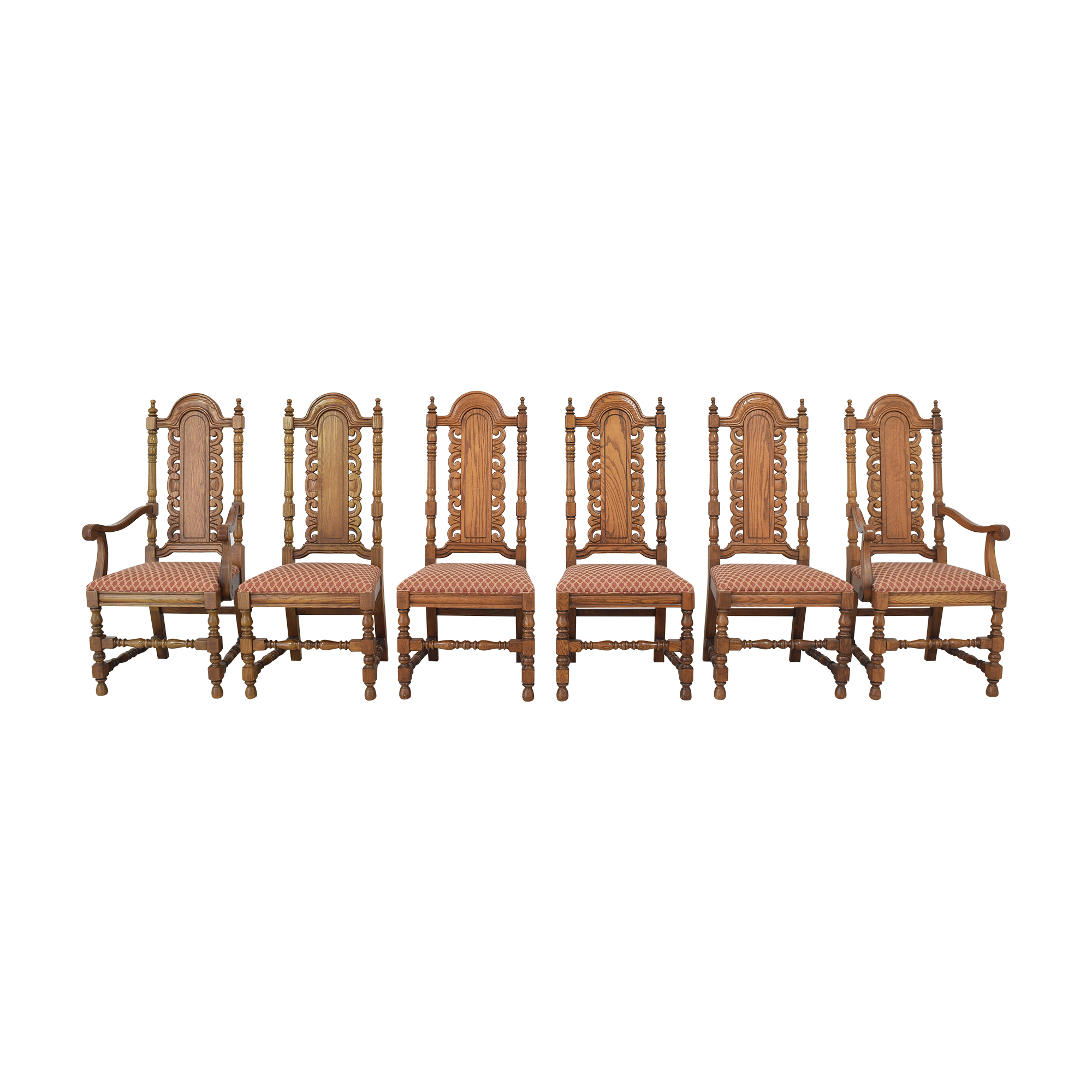 Link-Taylor Link-Taylor High Back Dining Chairs Dining Chairs