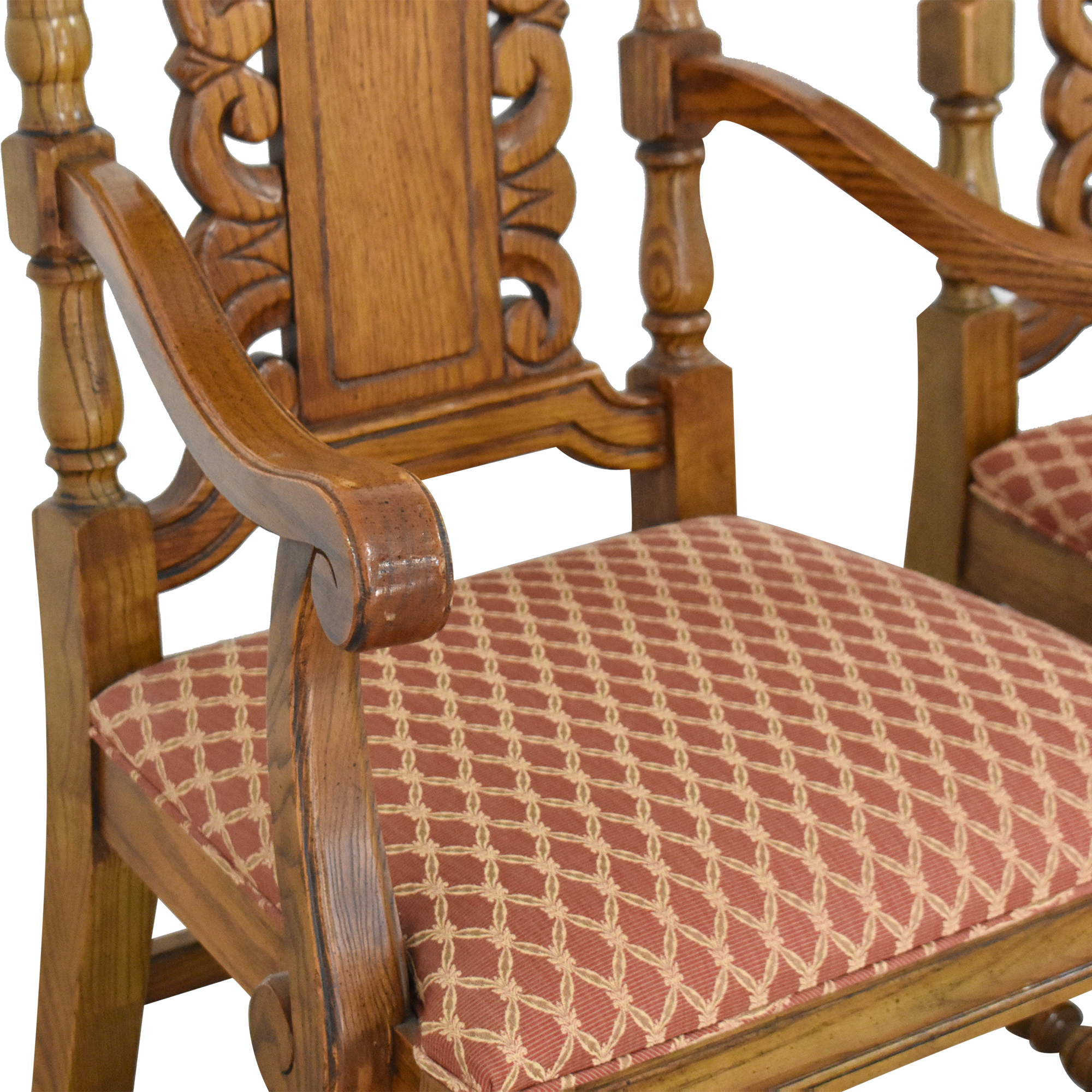 Link-Taylor Link-Taylor High Back Dining Chairs ma