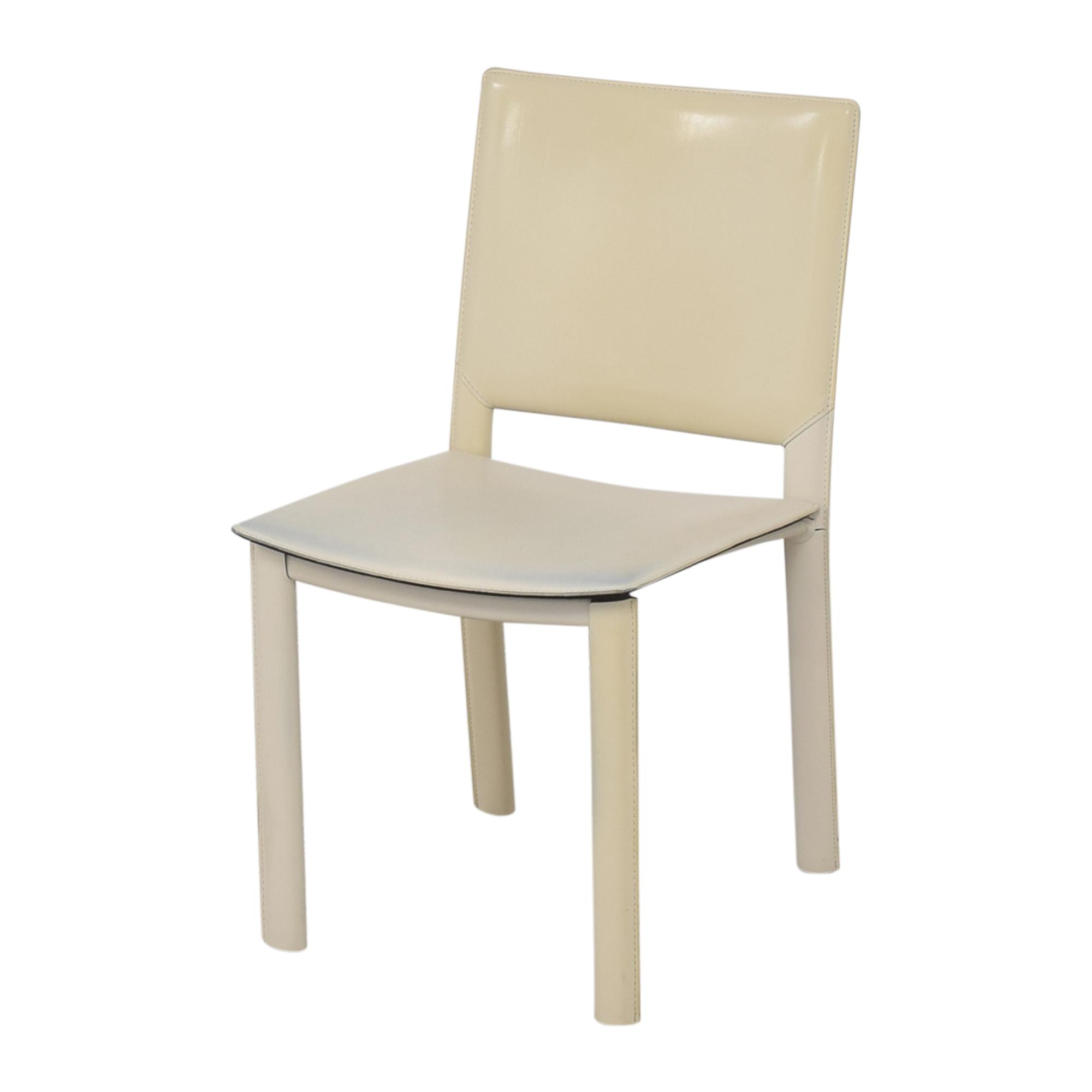 Room & Board Room & Board Madrid Dining Chairs nj