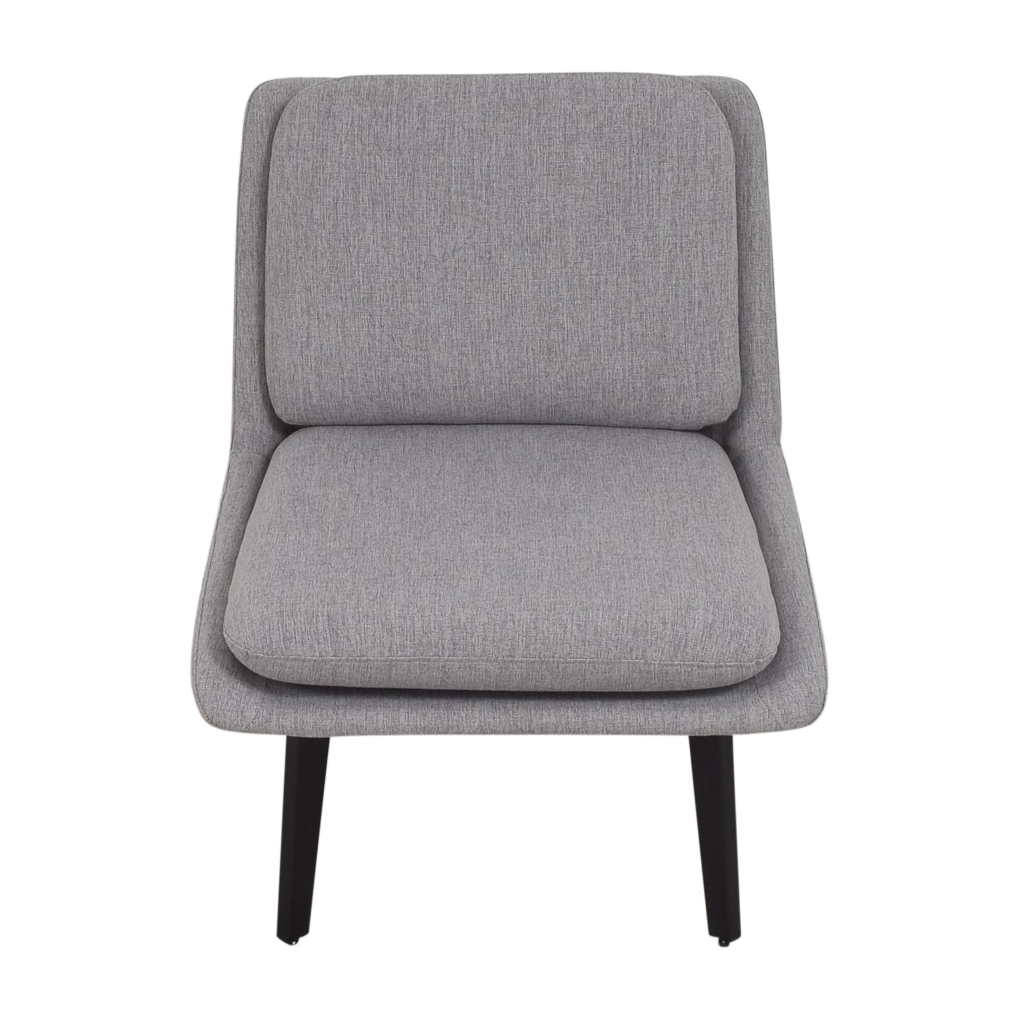 buy Interior Define Hana Slipper Chair Interior Define