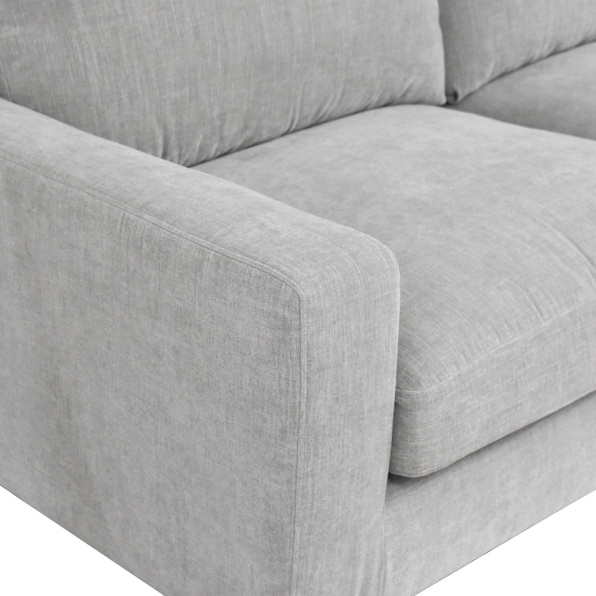 Interior Define Interior Define Sloan 3-Seat Sofa nj