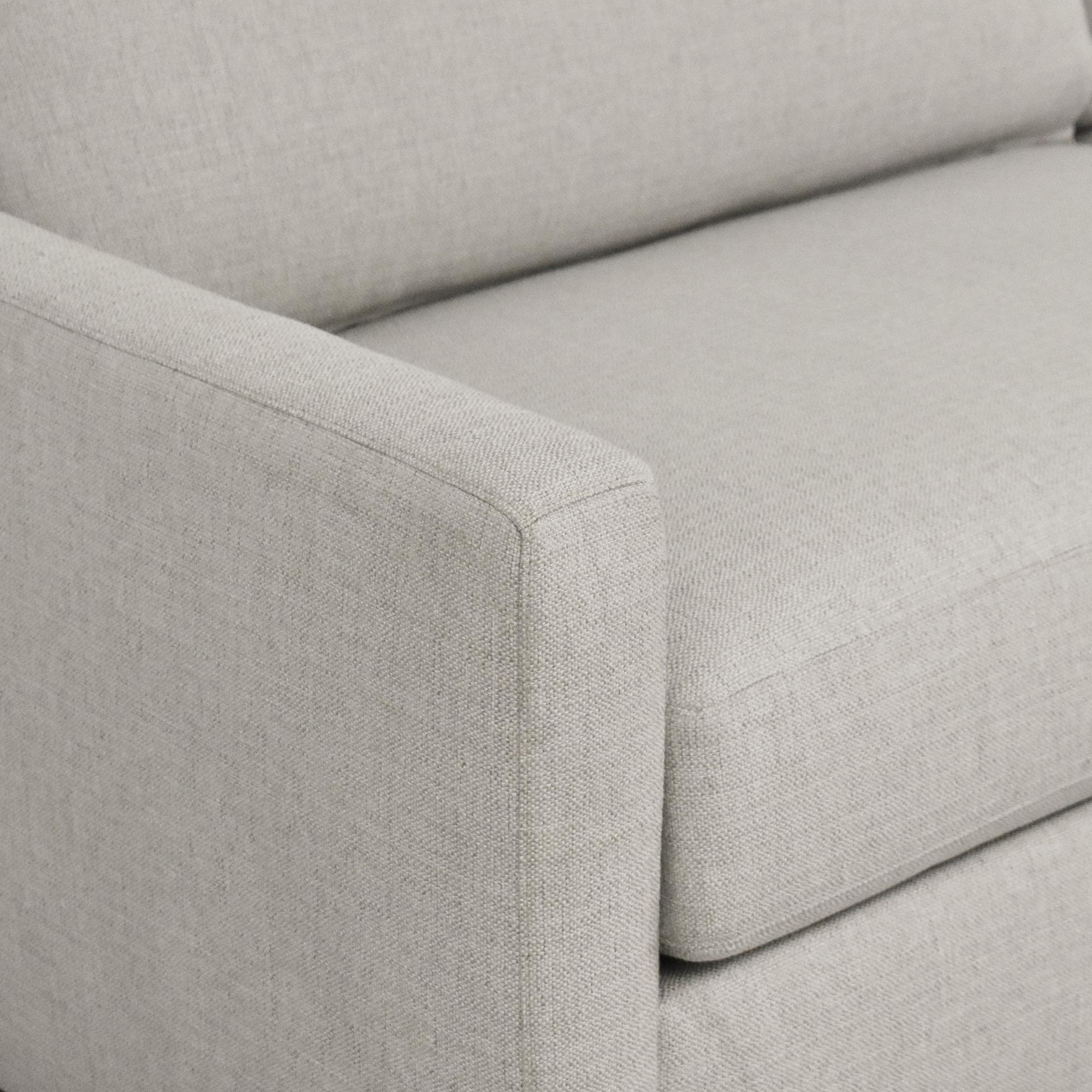 BenchMade Modern BenchMade Modern Couch Potato Lite Sofa nj