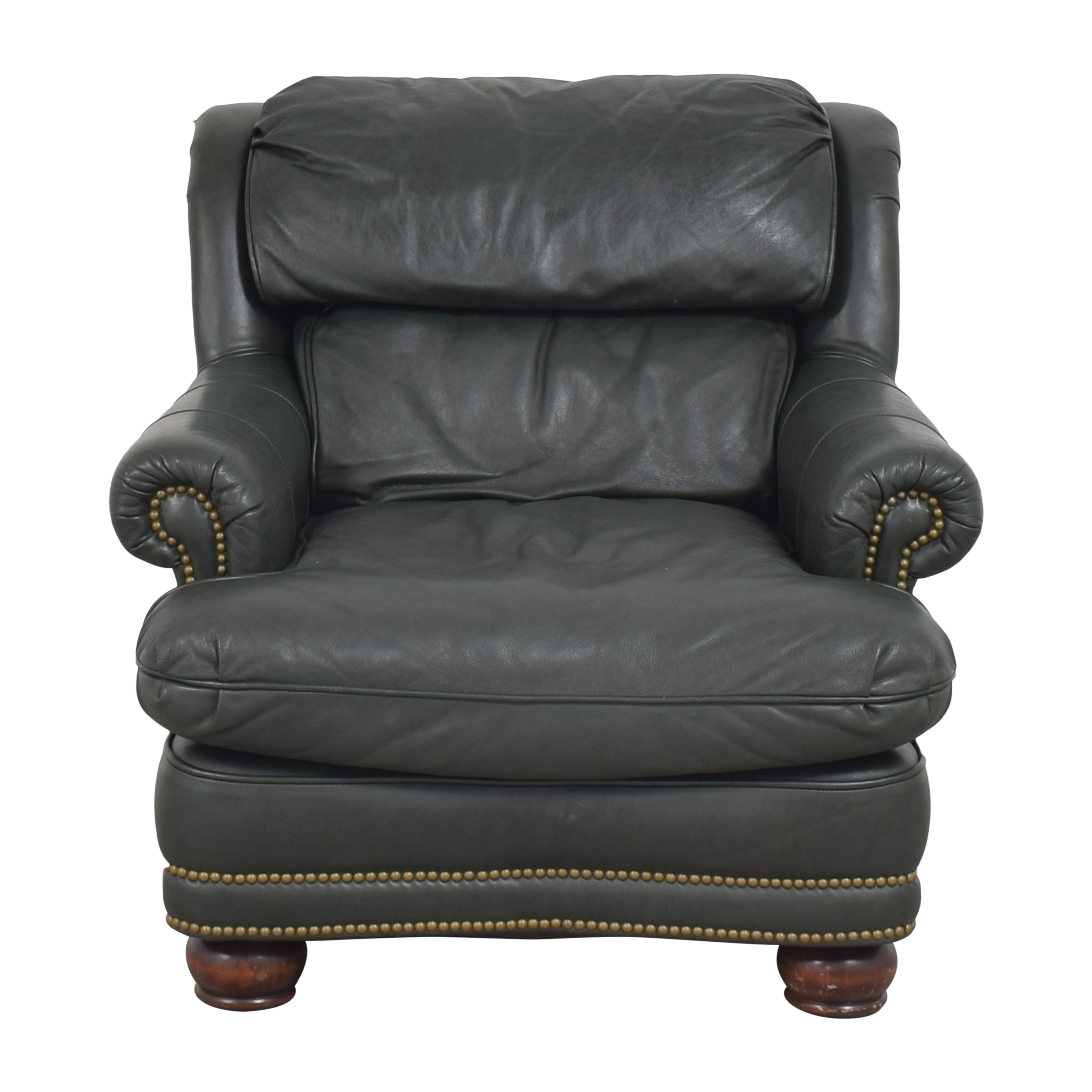 shop King Hickory Roll Arm Club Chair King Hickory Chairs