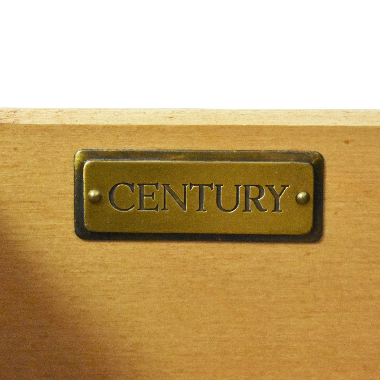shop Century Furniture Single Drawer Nightstand Century Furniture Tables