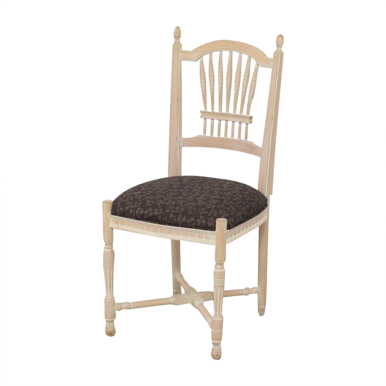 Sigla Wheat Back Dining Chairs sale