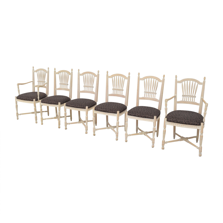 Sigla Sigla Wheat Back Dining Chairs price