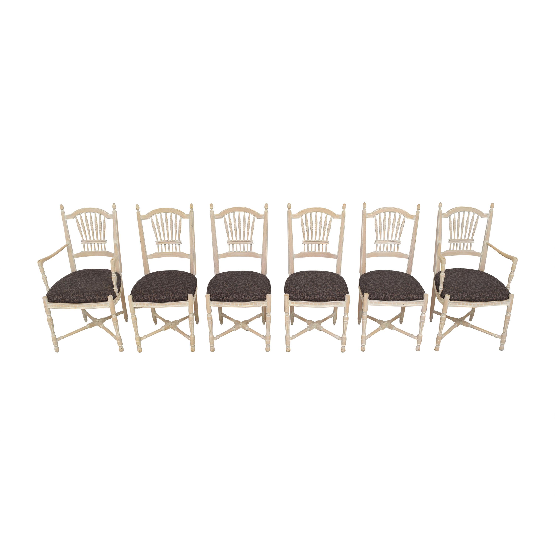 Sigla Sigla Wheat Back Dining Chairs coupon