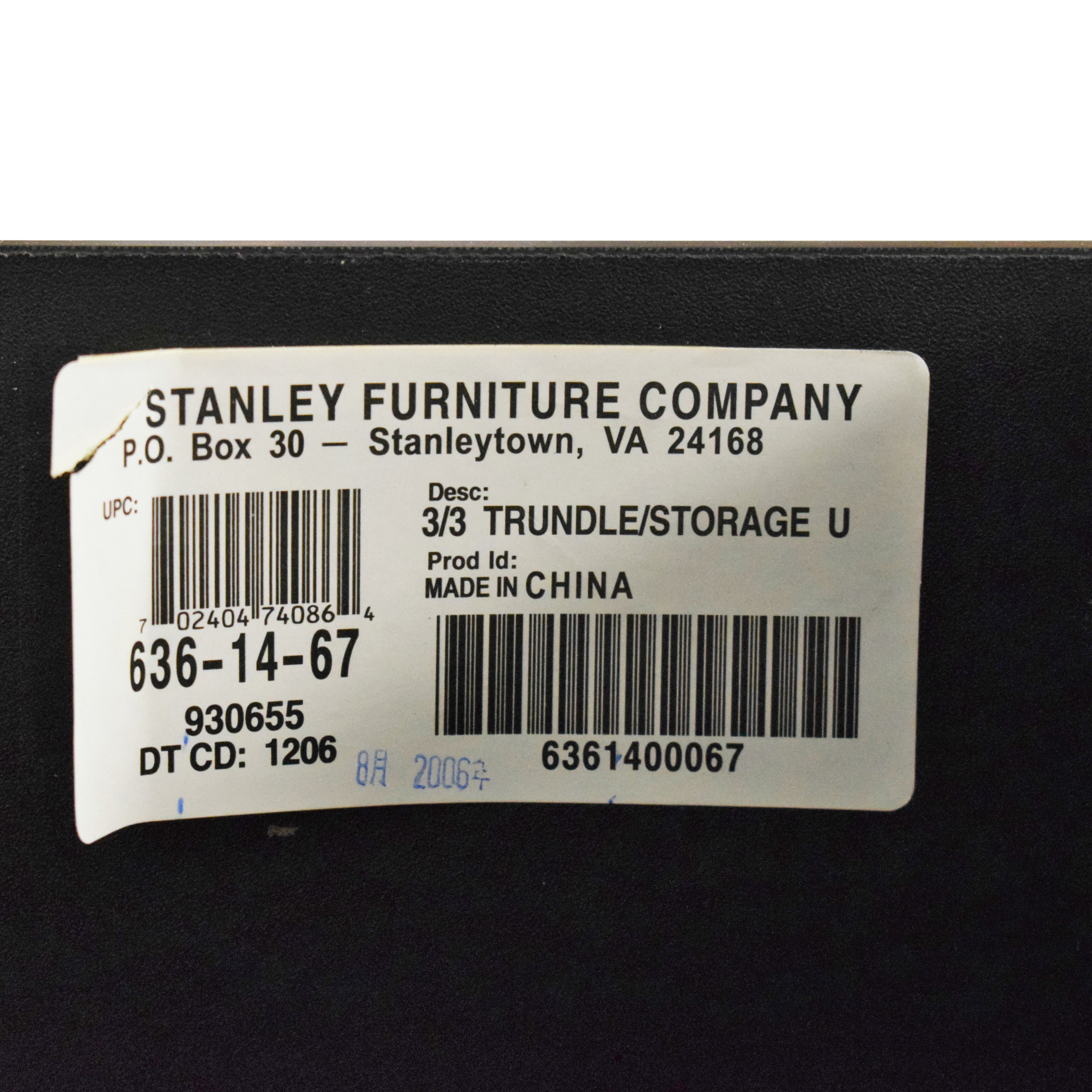 buy Stanley Furniture Young America Twin Storage Bed Stanley Furniture Bed Frames