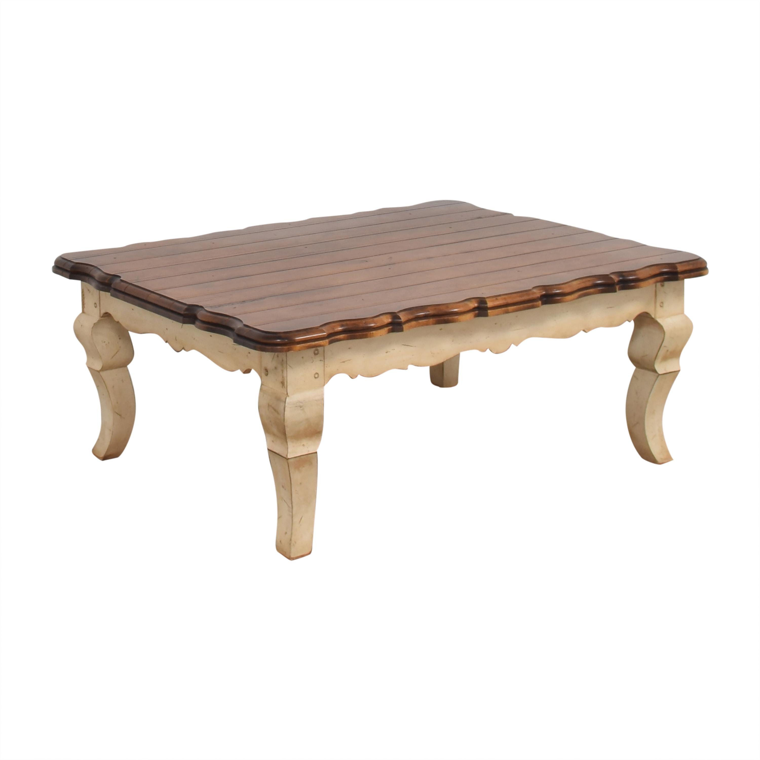 Century Furniture French Country Coffee Table / Tables