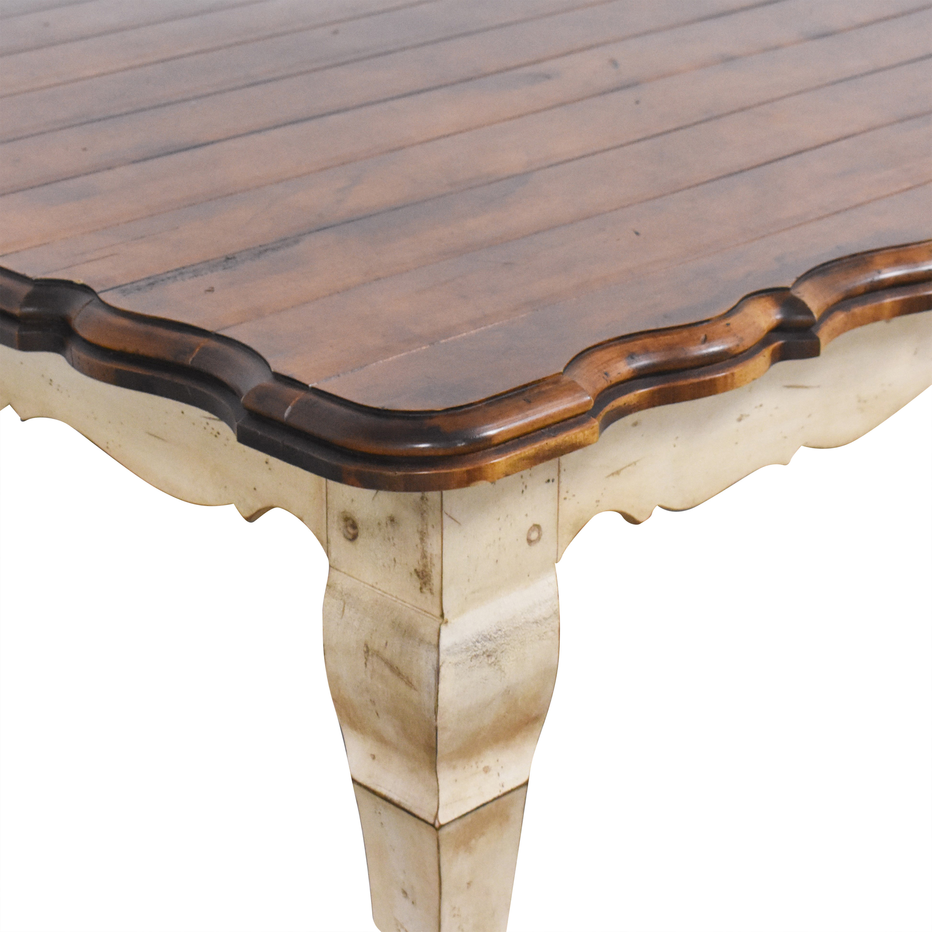 Century Furniture Century Furniture French Country Coffee Table second hand
