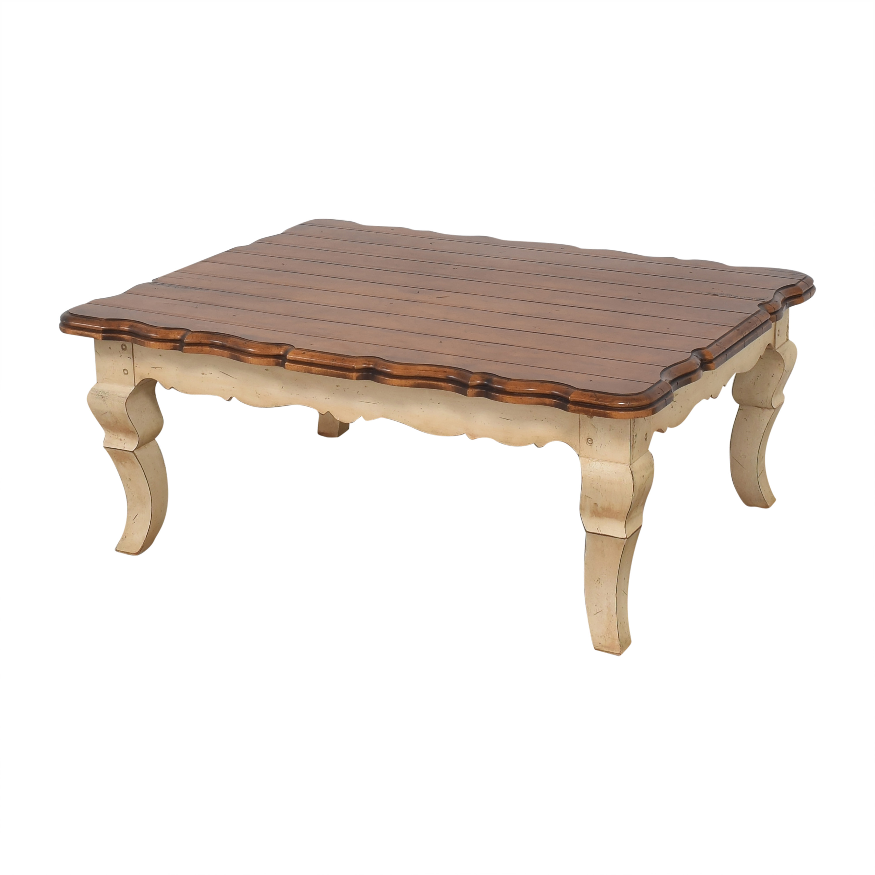 Century Furniture Century Furniture French Country Coffee Table pa
