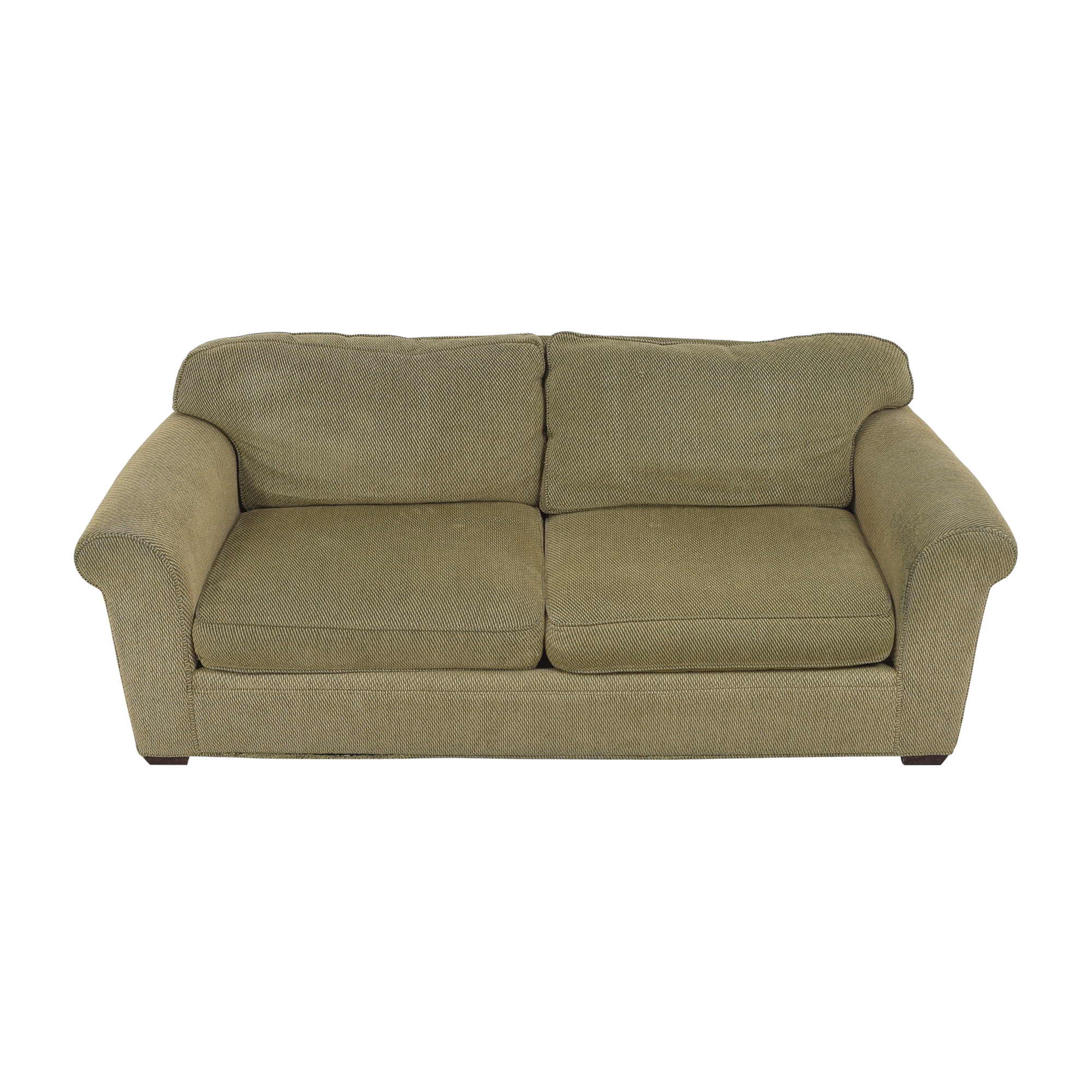 Crate & Barrel Crate & Barrel Two Cushion Sofa price