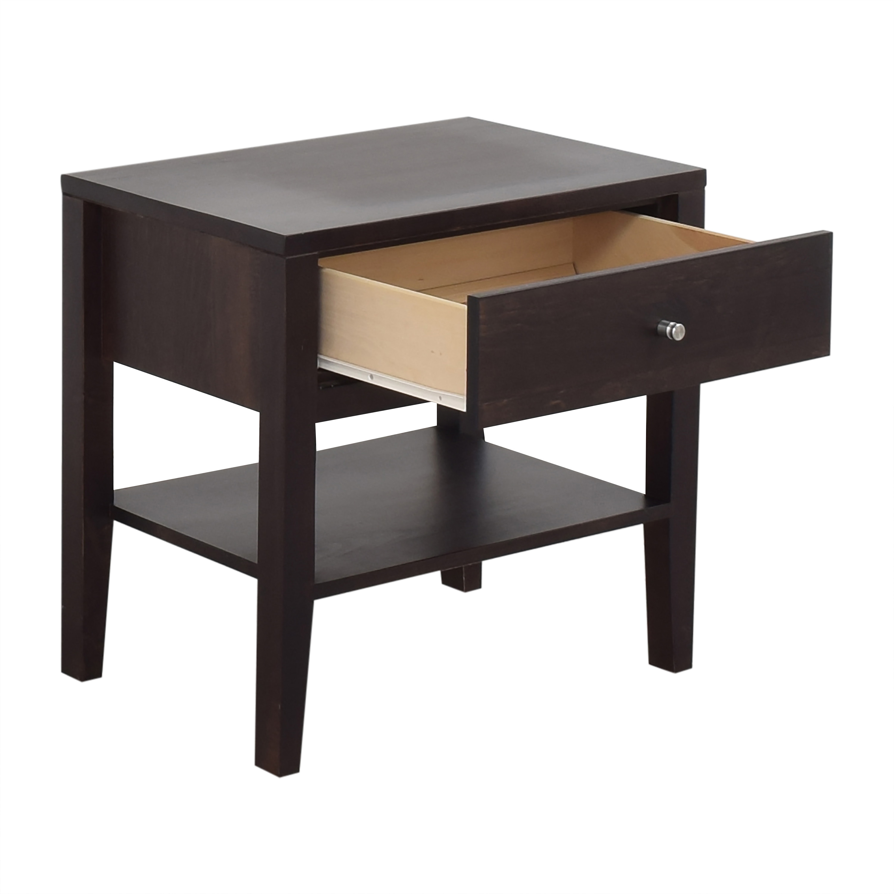 Room & Board Calvin Single Drawer Nightstand / End Tables
